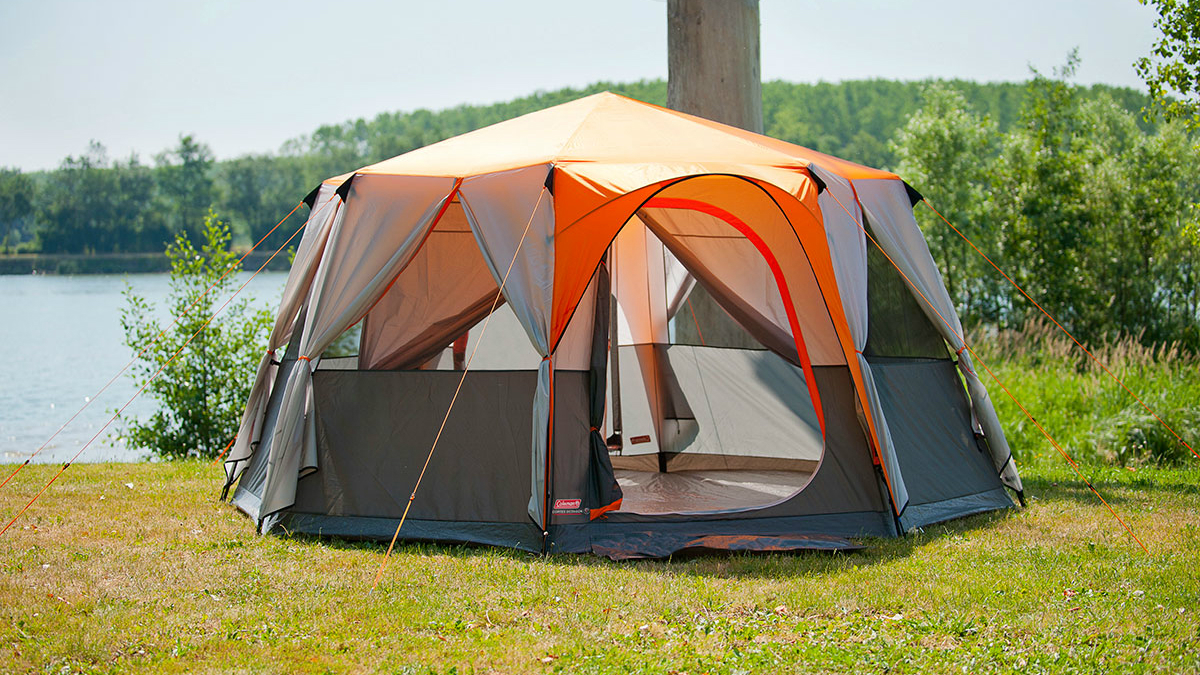 The spaceship-like Octagon design only has a single room but itu0027s a very spacious one and ideal for sleeping big groups of children. & Best family tents: The best tents for family camping trips from ...