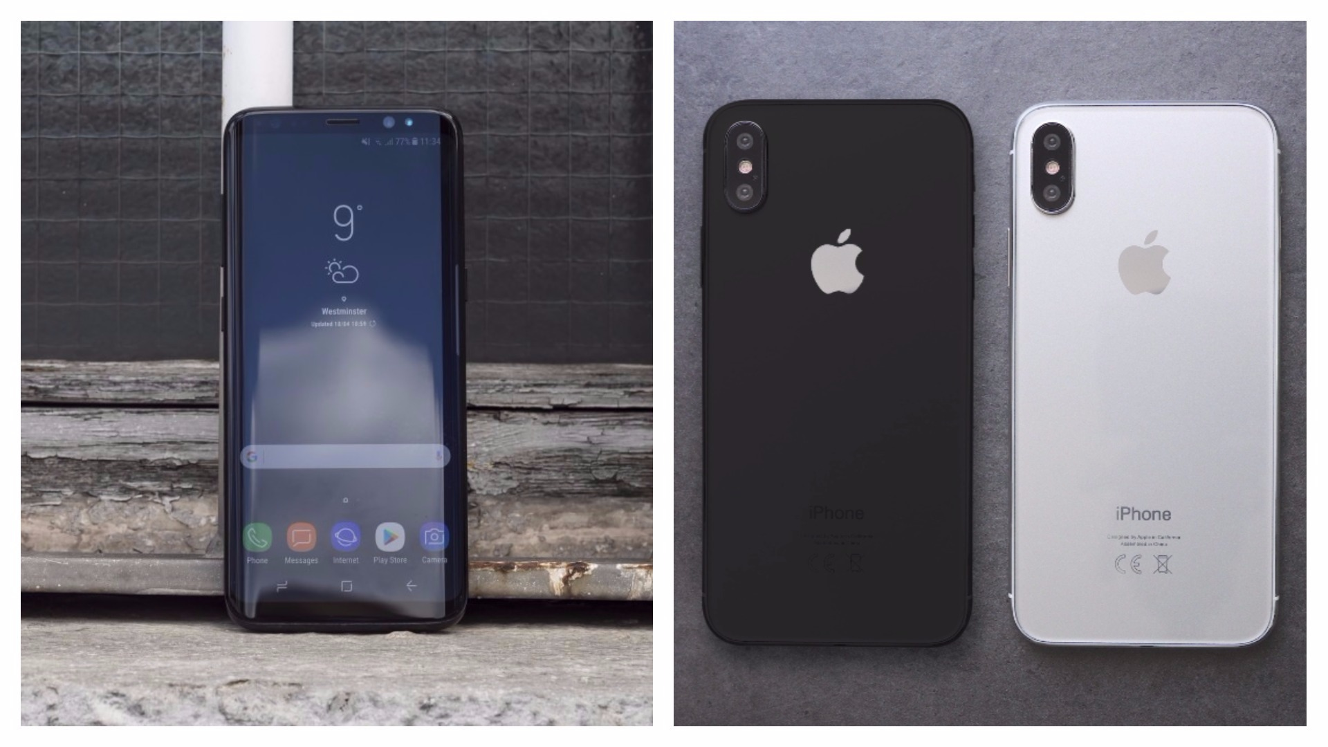 iPhone 8 vs Samsung Galaxy 8: Can Apple's newest flagship defeat Samsung's?