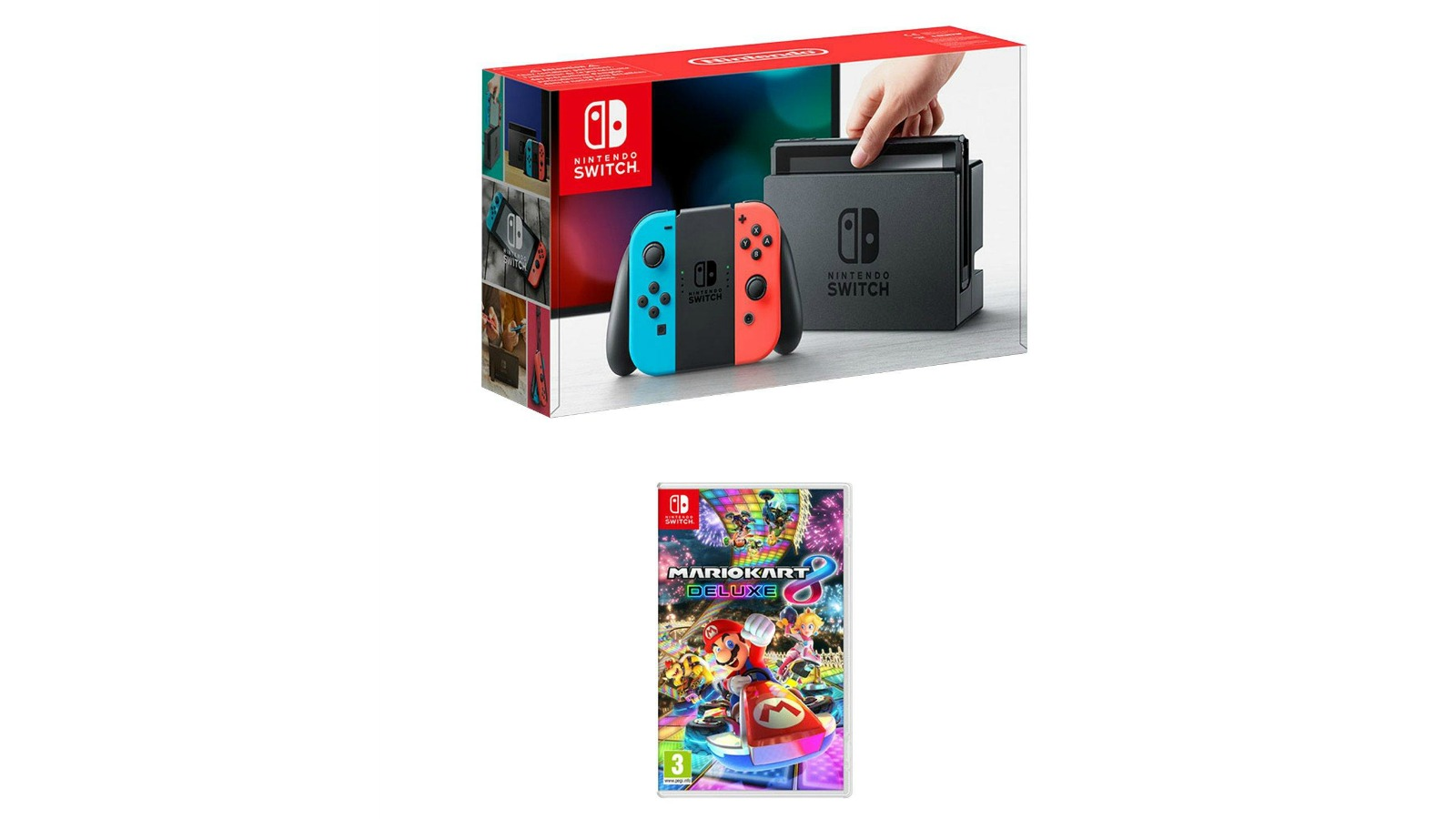 the best nintendo switch deals in september 2017 save on the nintendo switch console and games. Black Bedroom Furniture Sets. Home Design Ideas