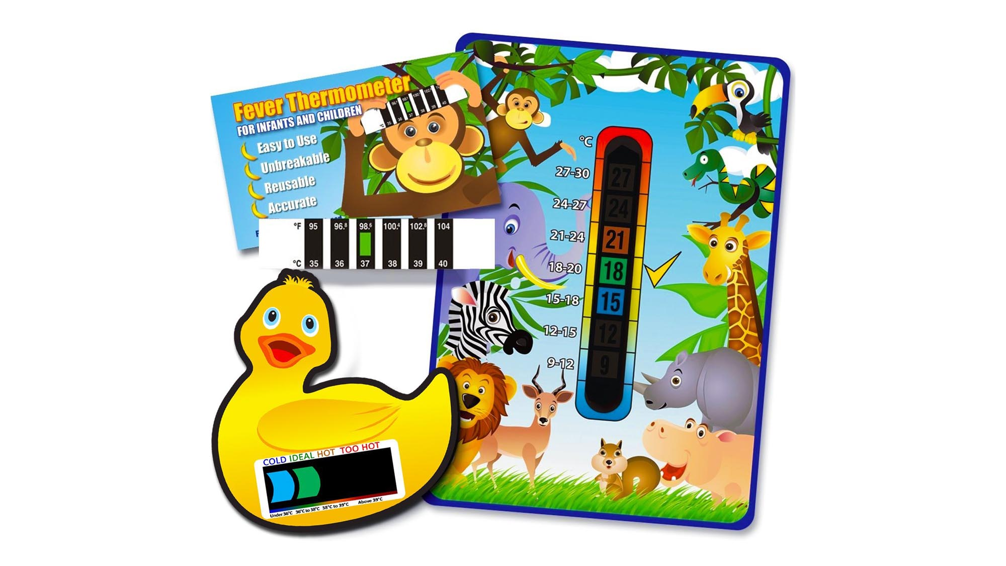 Best Baby Thermometer Six Of The Best Baby Bath And Room