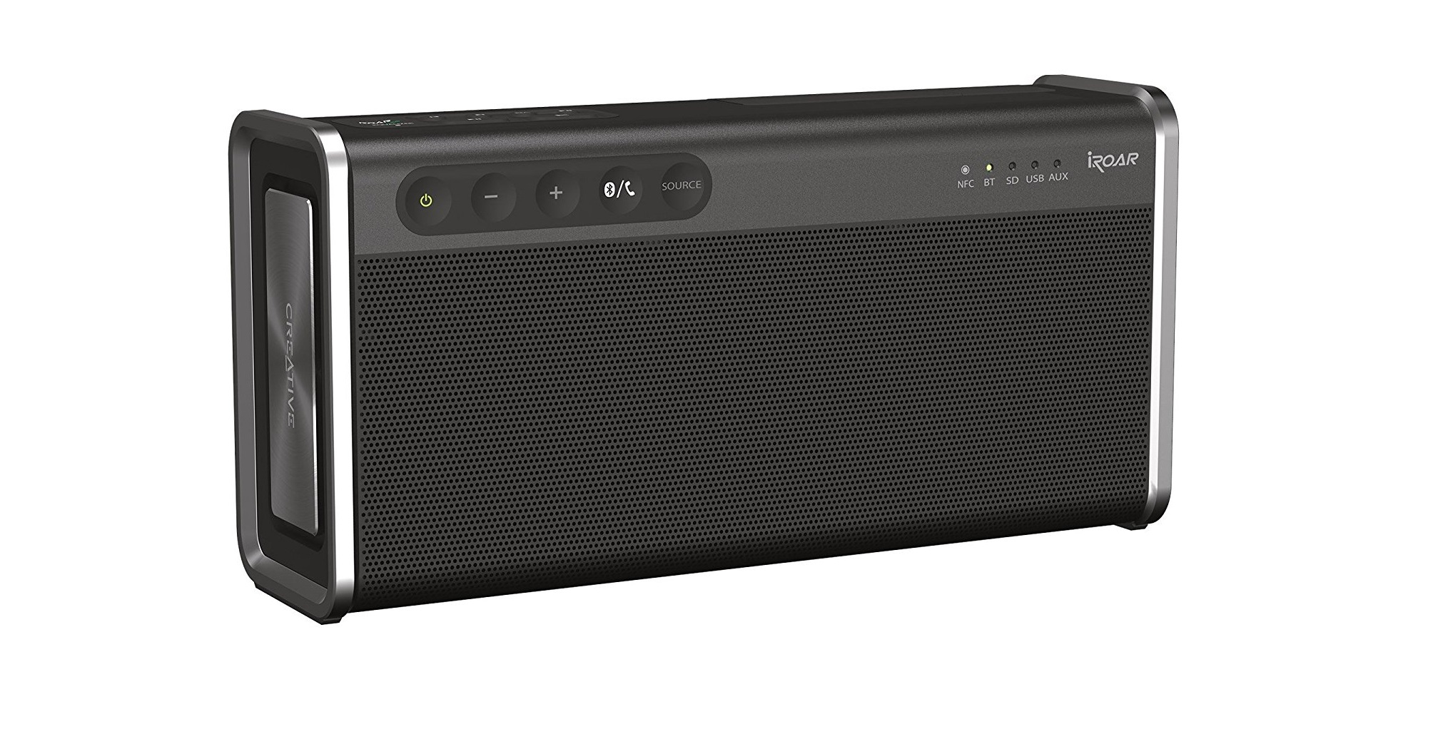 The Creative Iroar Go Is A Do It All Bluetooth Speaker Notebook 12716693011 Portable Speakers