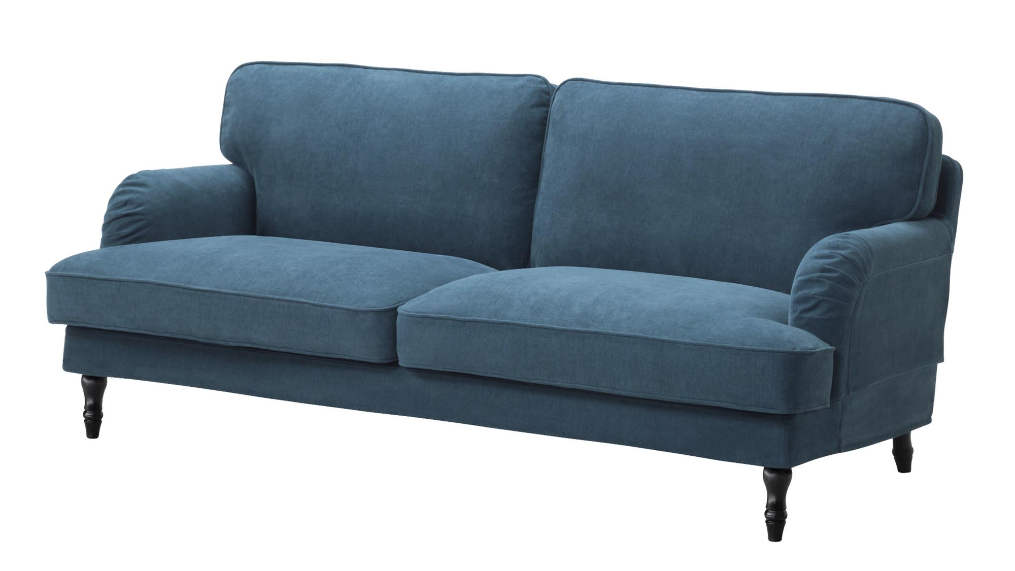 This Traditional Style Sofa, Which Is Available As A Two Or Three Seater,  Looks And Feels A Lot More Expensive Than It Is. The Seating Cushions Have  A Core ...