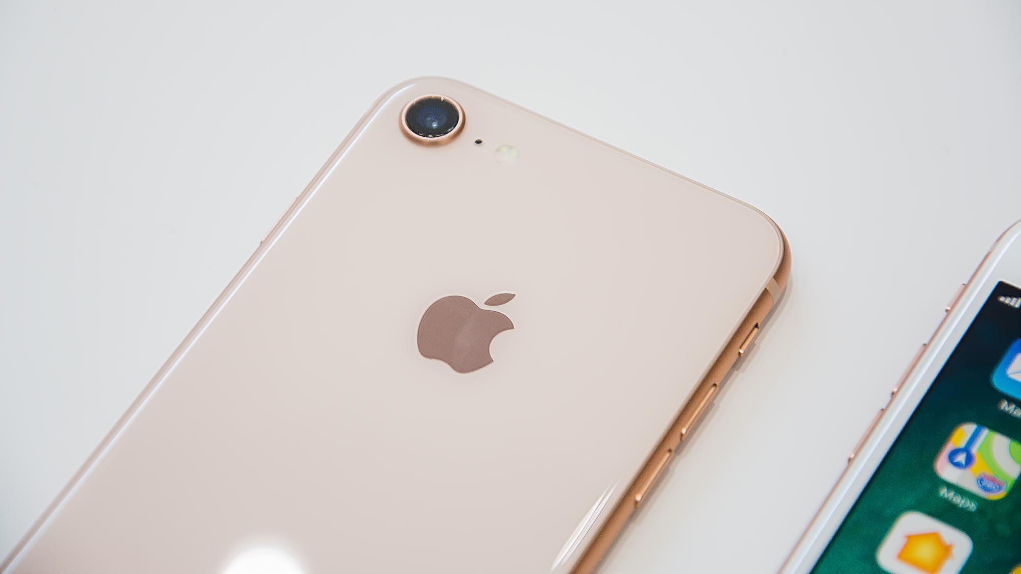Video Recordings Have Been Slightly Improved With The New IPhone 8 Being Able To Capture 4K At 60fps Over 7s 30fps Cap