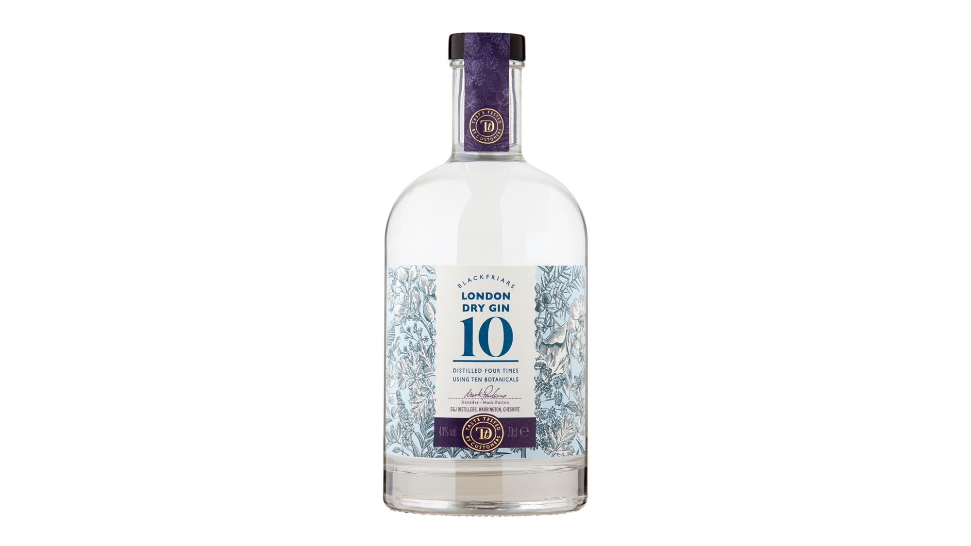 Best gin 2018 the very finest gins you can buy right now for Best mixers for gin
