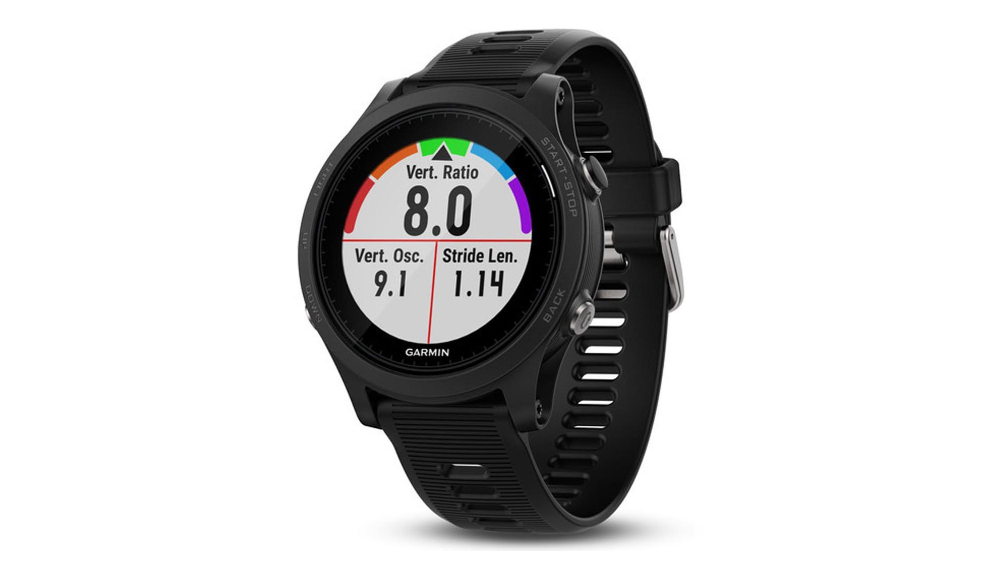 black watches with rate h and product watch running heart photo b garmin based gray wrist c gps reg forerunner