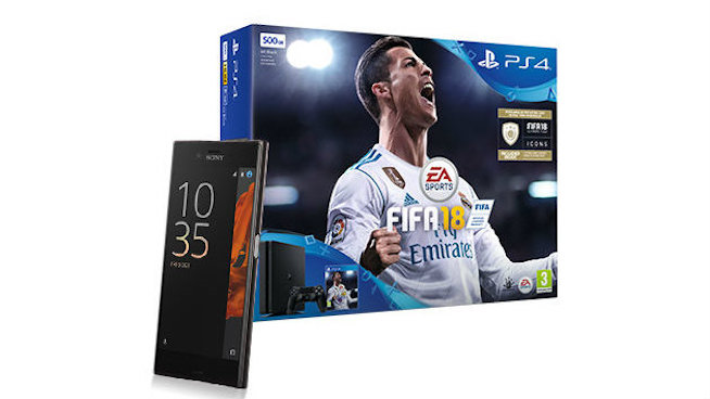 Virgin Mobile Is Giving Away Fifa 18 Ps4 Bundles With Sony