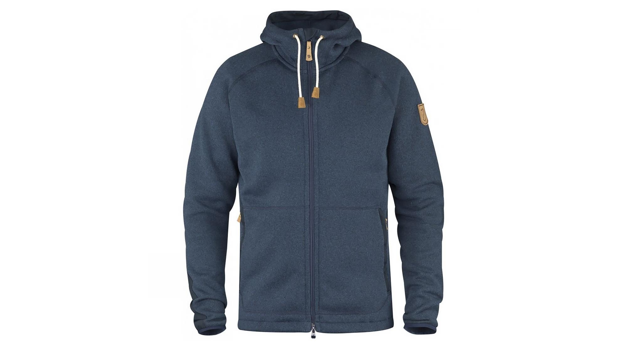 A high-quality fleece jacket is a very useful garment because it provides insulation and can be worn either as an outer layer (in dry weather) or as a mid-layer under a shell layer (in rainy weather). Fleece jackets are very comfortable, quick-drying, moisture-wicking and breathable.
