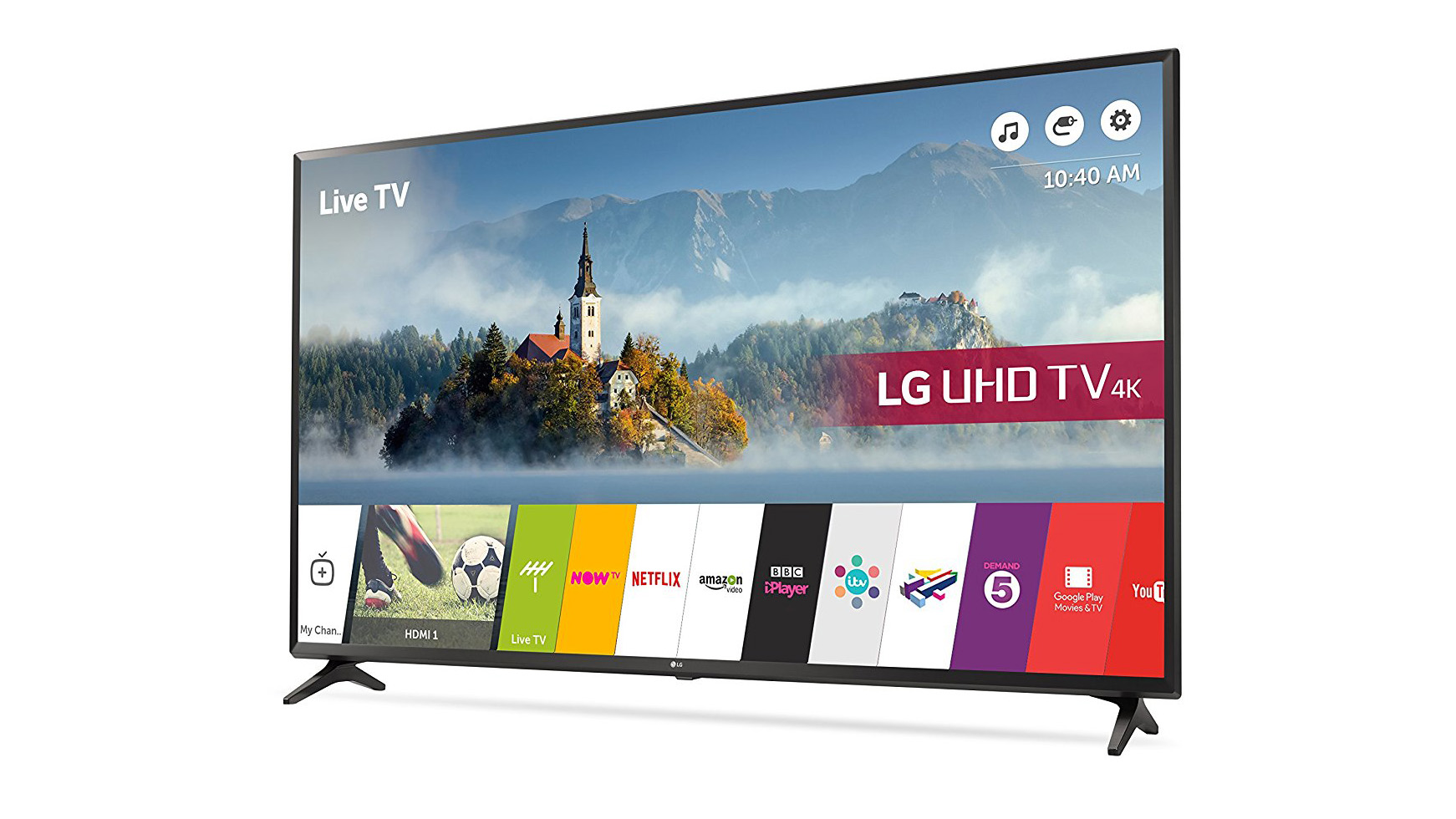 smart tv buying guide 2018