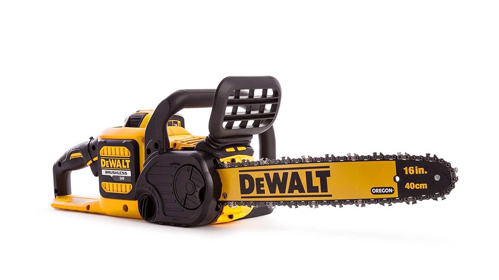 Best chainsaws make light work of heavy pruning jobs from 50 the dcm575 is an awesome chainsaw although cordless it doesnt compromise on power at all indeed its 15ms chain speed is the fastest here keyboard keysfo