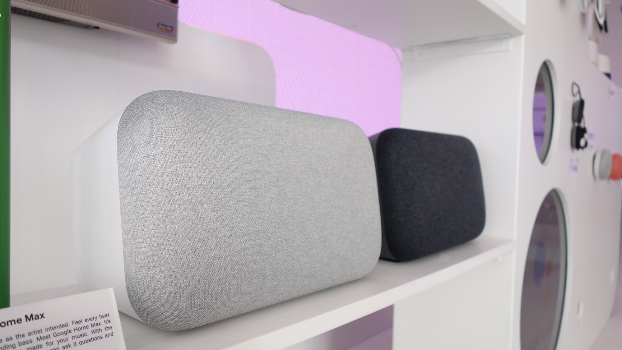 Google Home Max UK price, release date and features: Now available ...