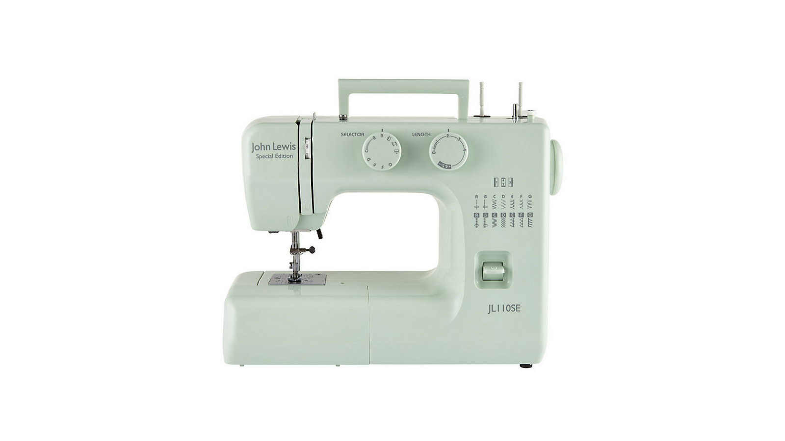 Best sewing machine for making curtains uk for Best home decor sewing machine