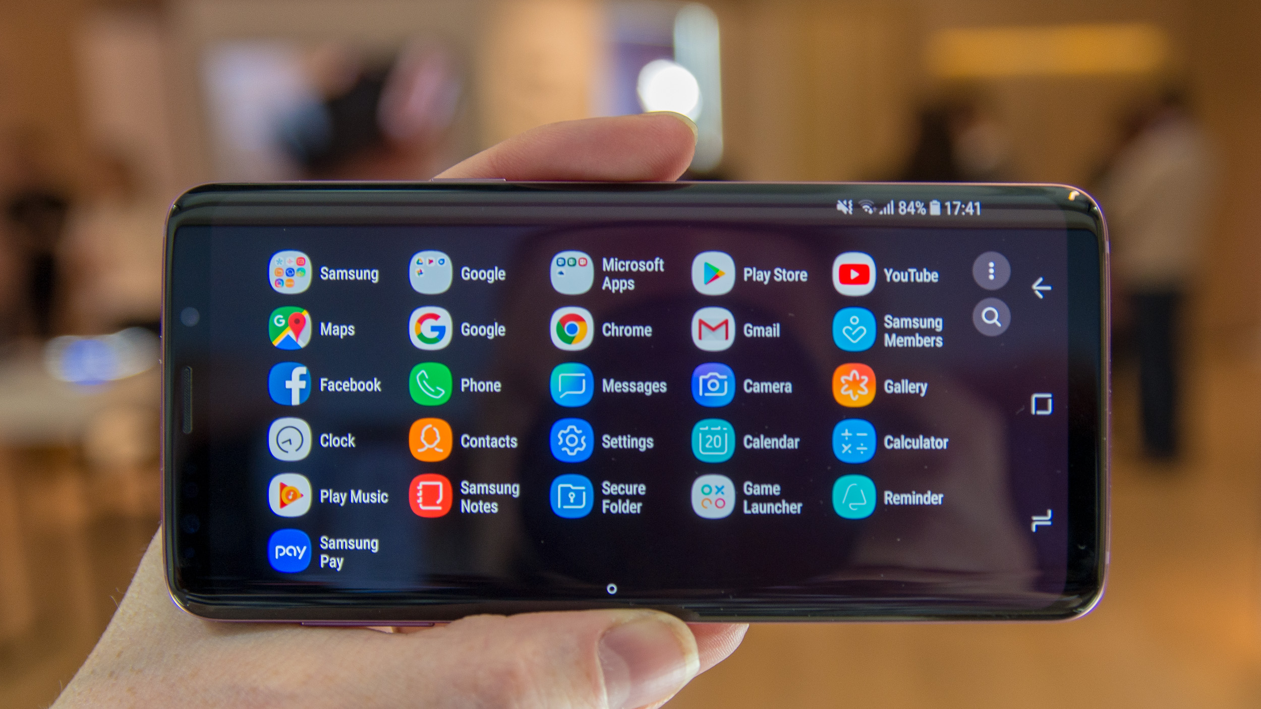 how to change keyboards samsung s9