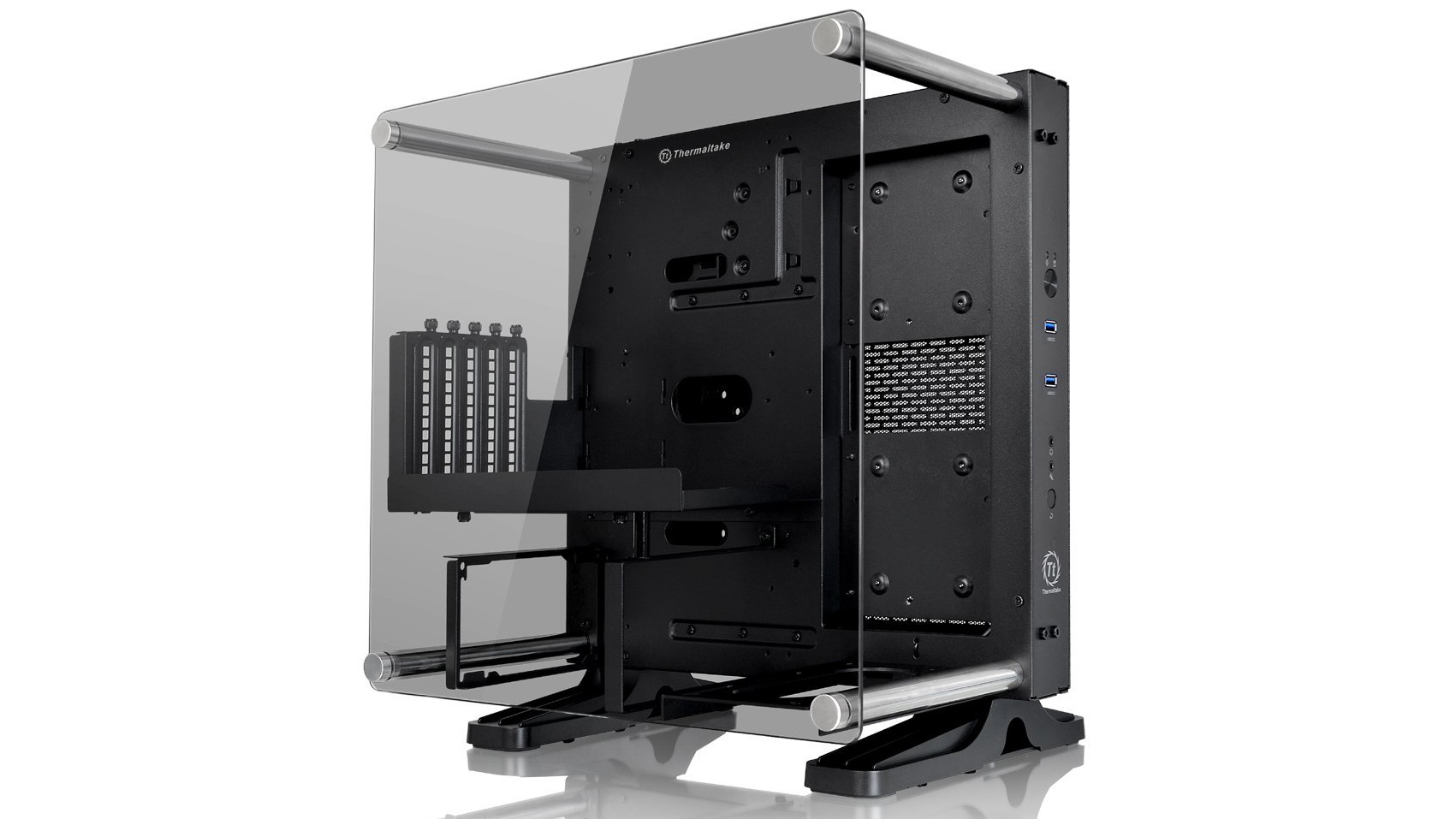 Thermaltake Core P1 Review A Great Mini Itx Case For