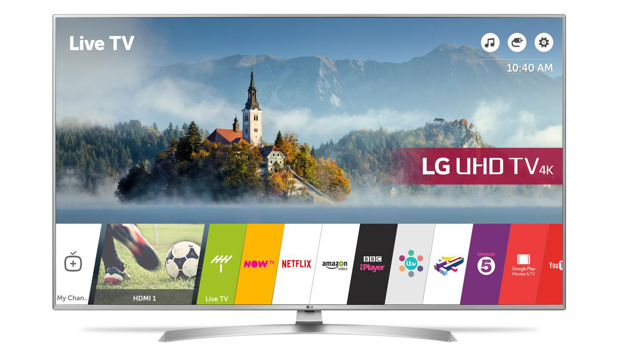 Best UK TV deals: The best cheap 4K HDR and Full HD smart TVs ...