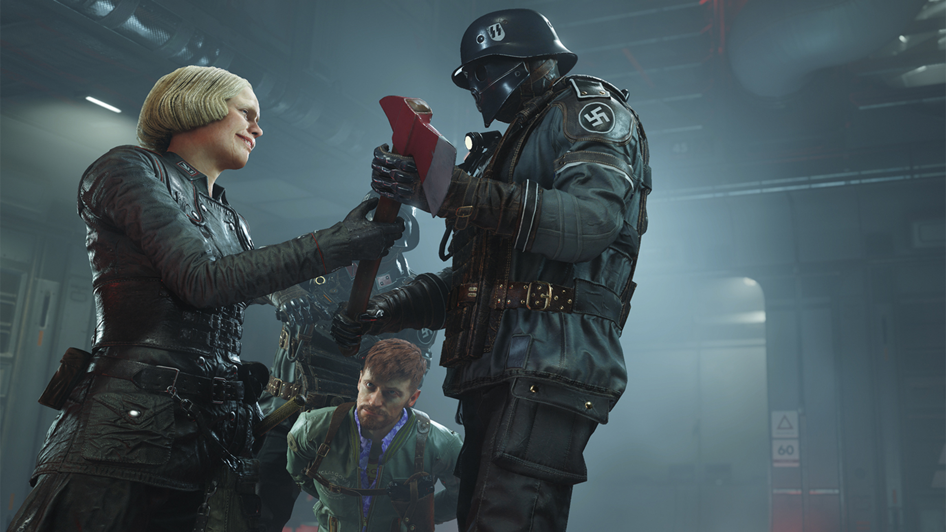 Travelling to Venus to fight Hitler's hi-tech Nazi hordes has never been so  fun! Wolfenstein II: The New Colossus is the blisteringly entertaining  sequel to ...