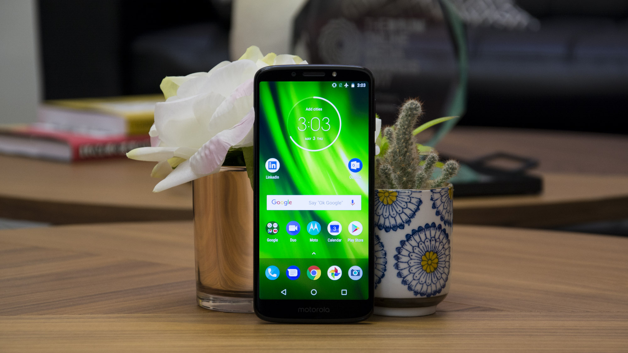 As You Might Expect Of A Cheaper Phone, The Moto G6 Play Also Has A Less  Powerful Processor But, Weirdly, It Has A Bigger Battery Than Either Of Its  ...