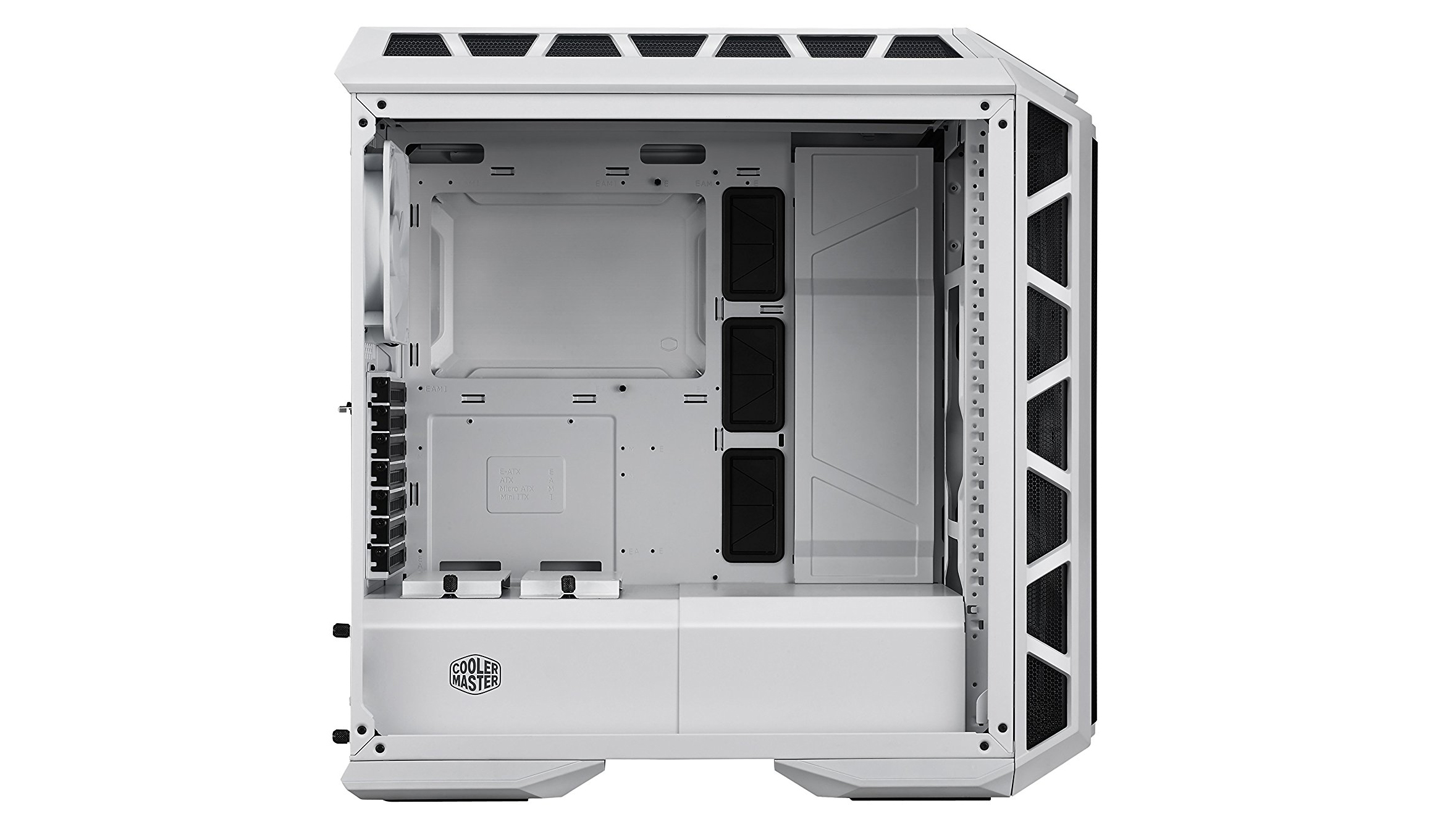 how to build cooler mastercase h500p