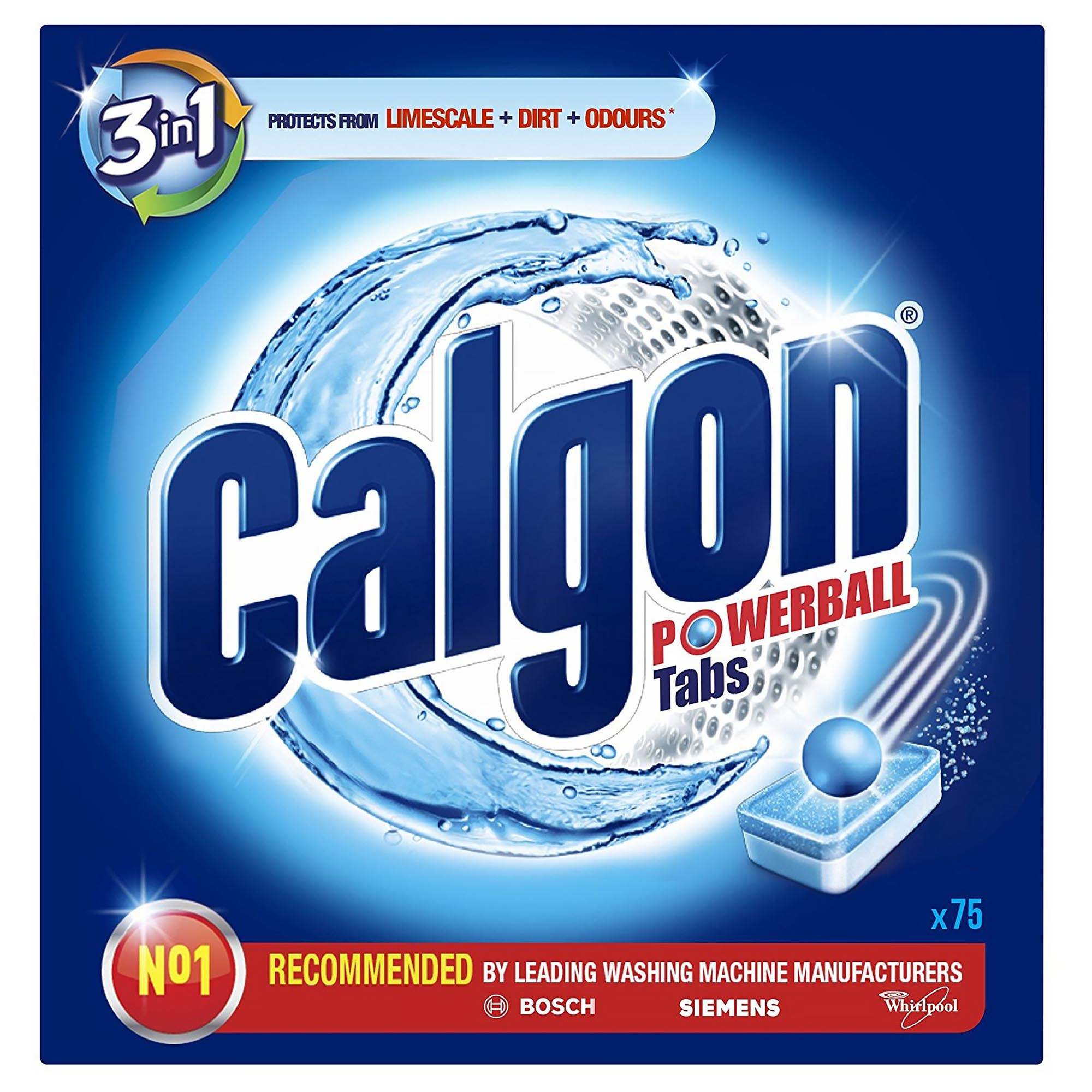 Calgon Has Been A Long Time Favourite Prevention Against Limescale Build Up