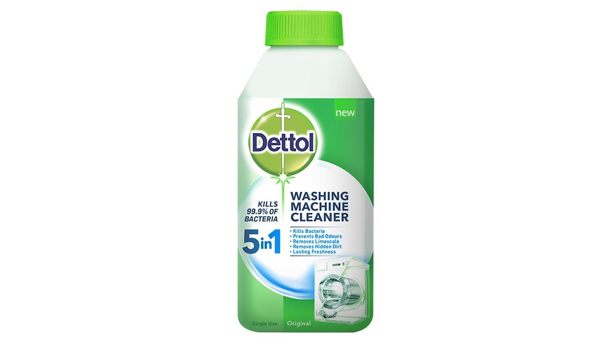 One Of Many Washing Machine Cleaners On The Market, This