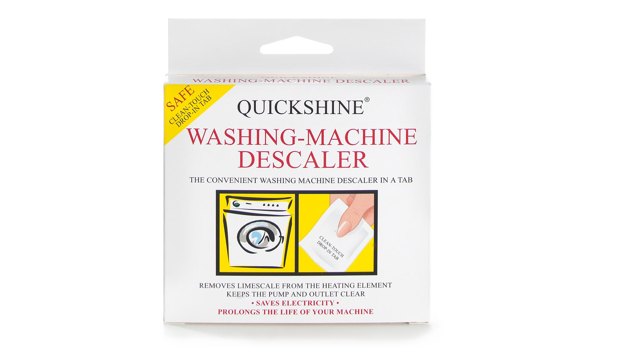 These Water Soluble Descaler Tablets Are Another Way Of Keeping