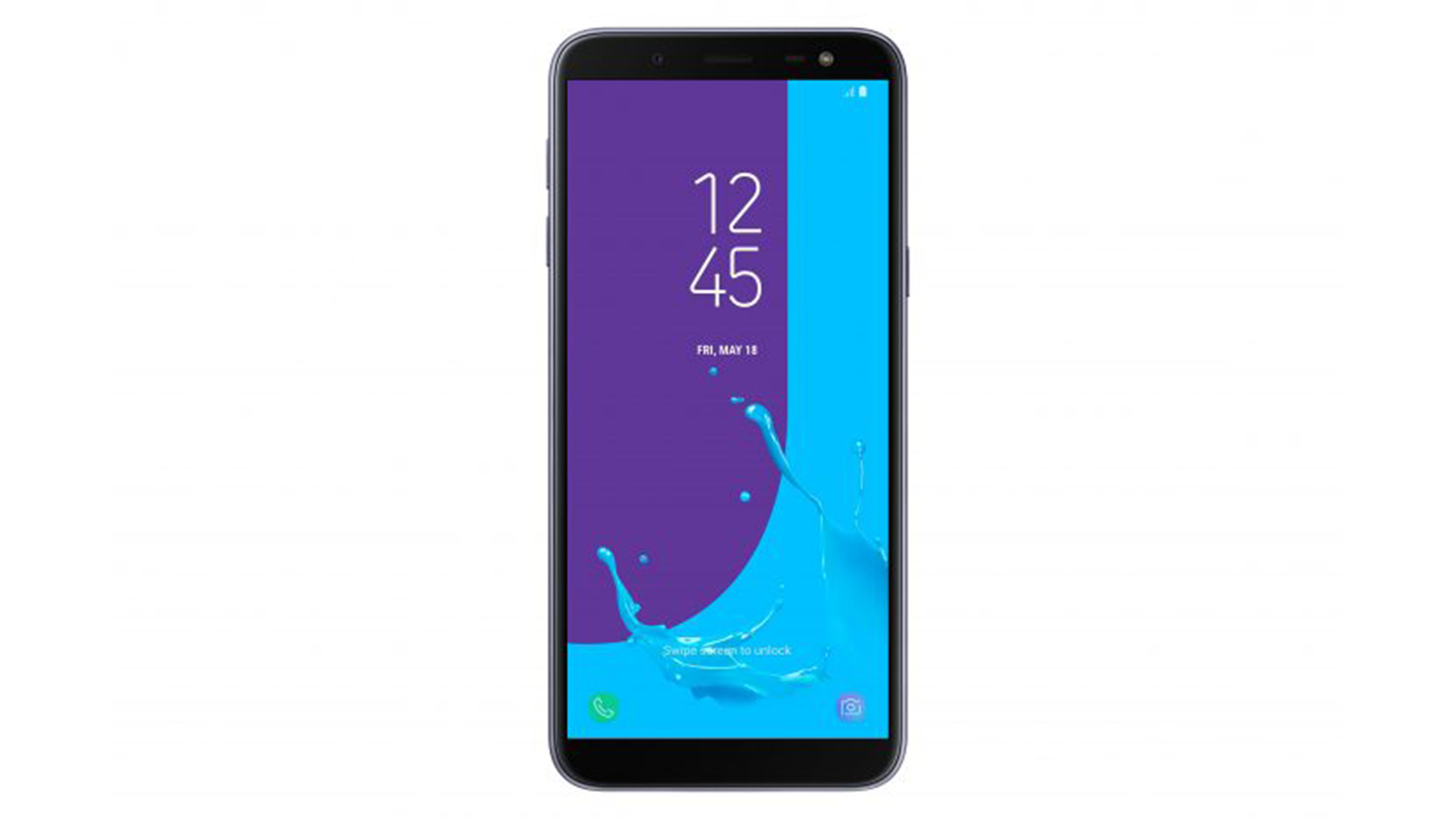 Samsung Galaxy J6 design What does it look like