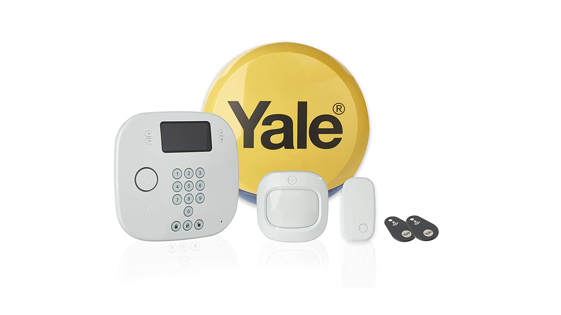 Best Garage And Shed Alarms Secure Your Or From 758 Burglar Alarm Powered By Battery Yale To Is Like Hoover Vacuum Cleaners So You Wont Be Surprised Learn That The Level Of Detail On This Impressive Yet