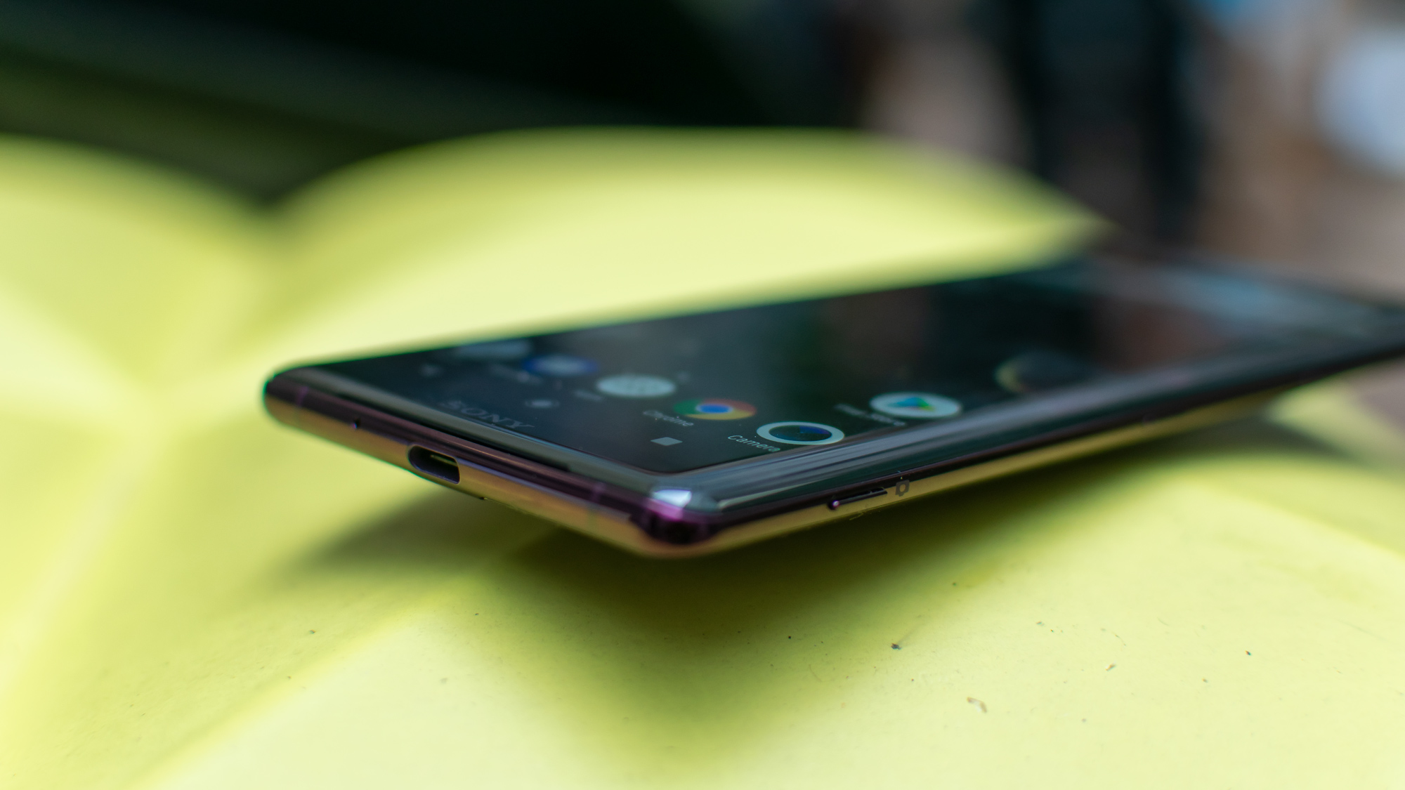 Sony unveils flagship Xperia XZ3 at the IFA 2018 show