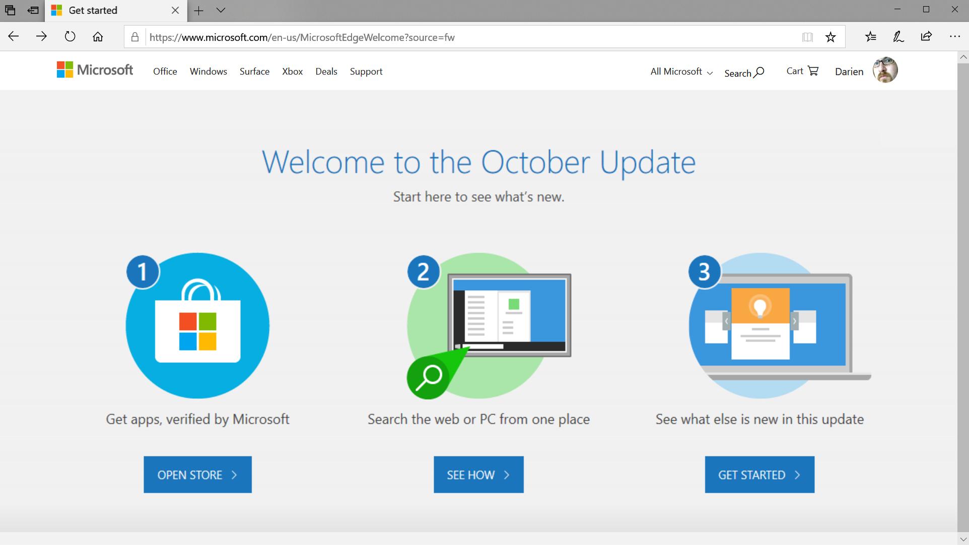 Windows 10 Update Dauer