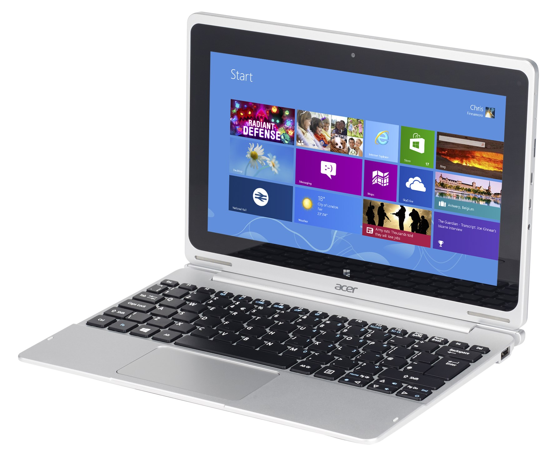 acer aspire switch 10 review expert reviews. Black Bedroom Furniture Sets. Home Design Ideas