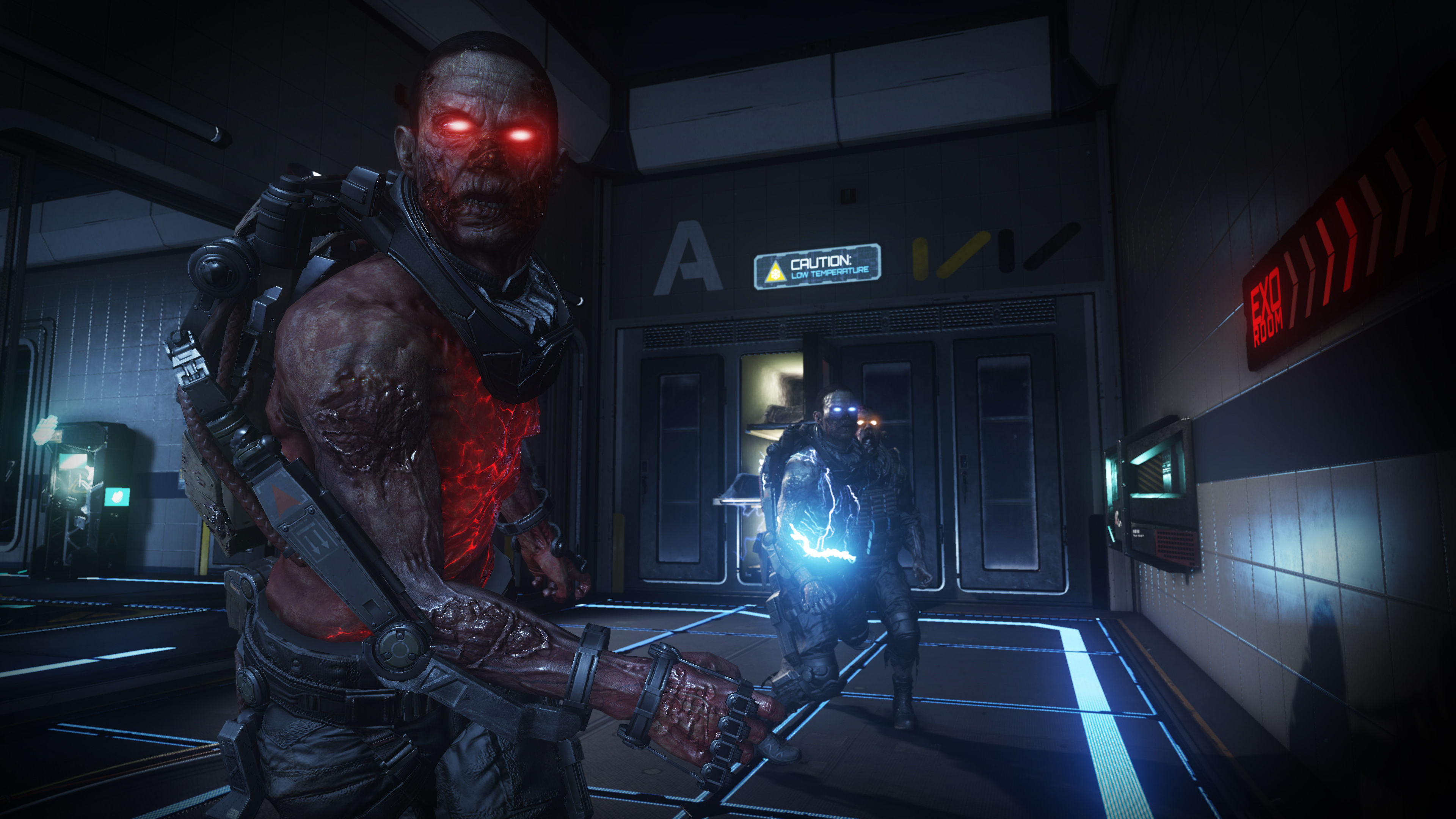 Call Of Duty Advanced Warfare Exo Zombies Review Expert Reviews
