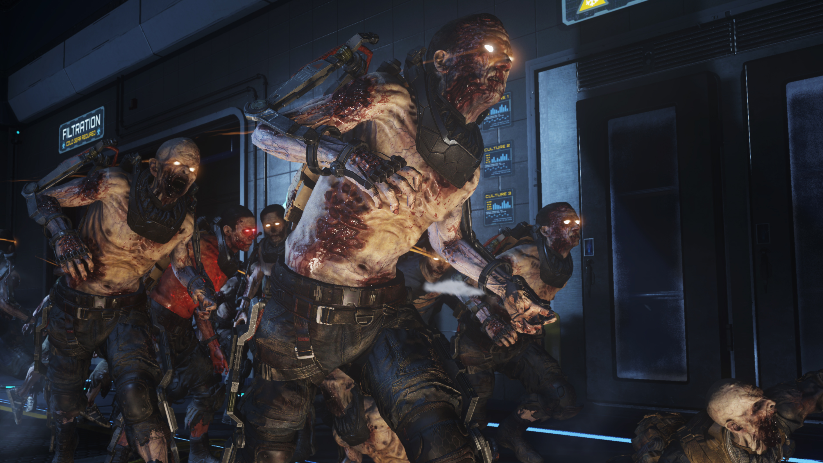 Call of Duty: Advanced Warfare - EXO Zombies review ...
