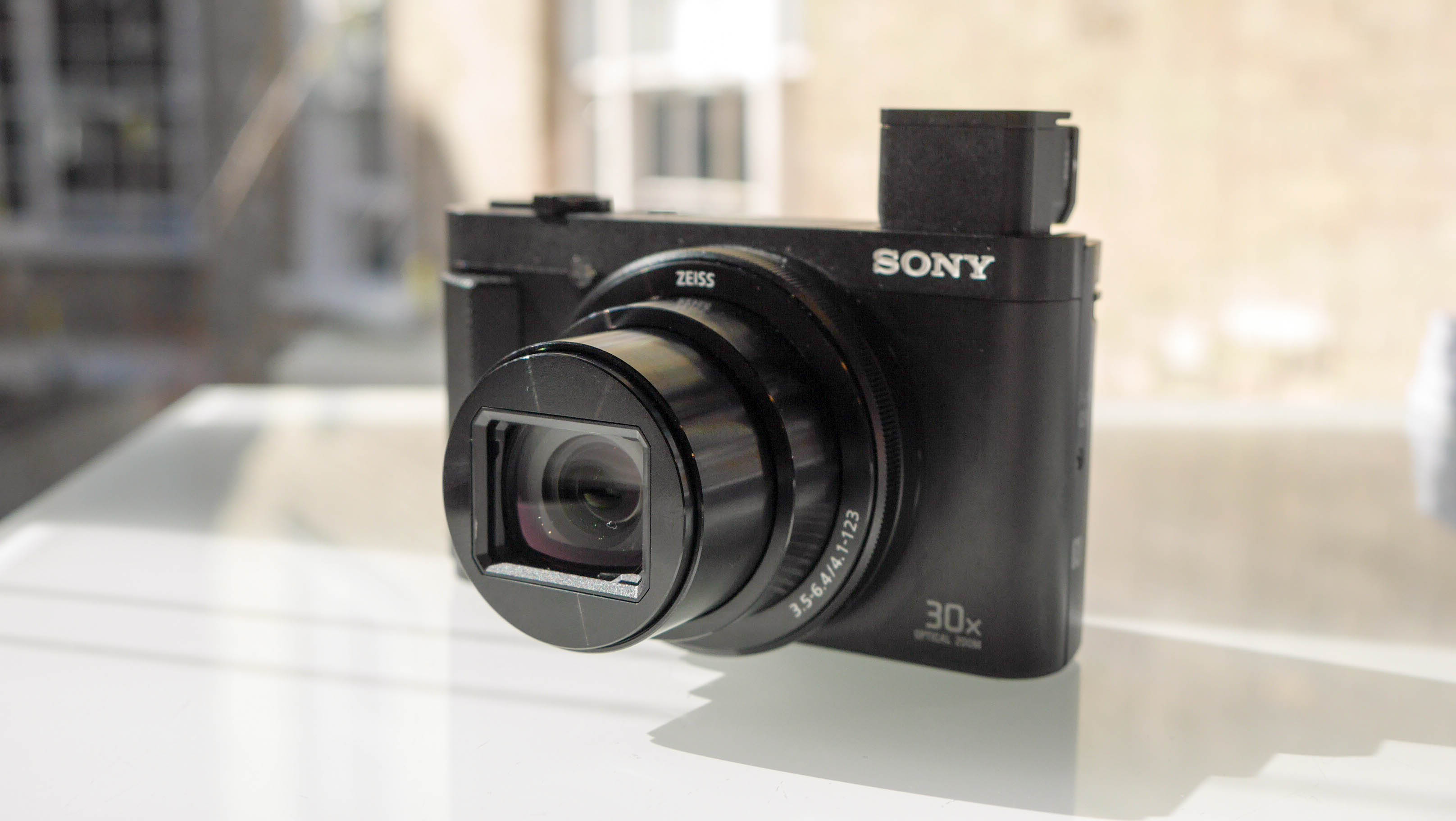 Sony CyberShot HX90, HX90v review - hands on | Expert Reviews