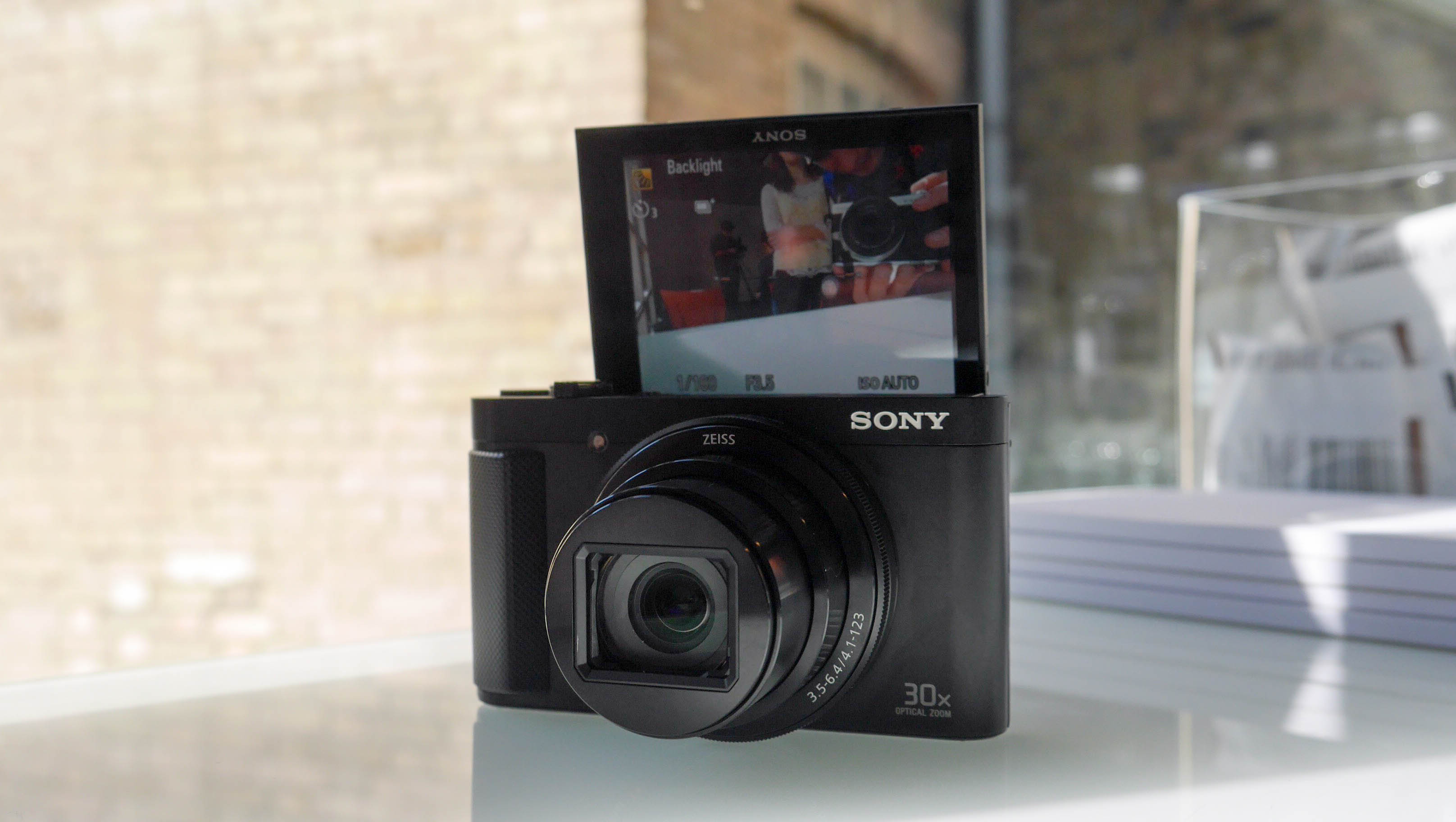 Sony CyberShot HX90 HX90v review hands on pact digital cameras