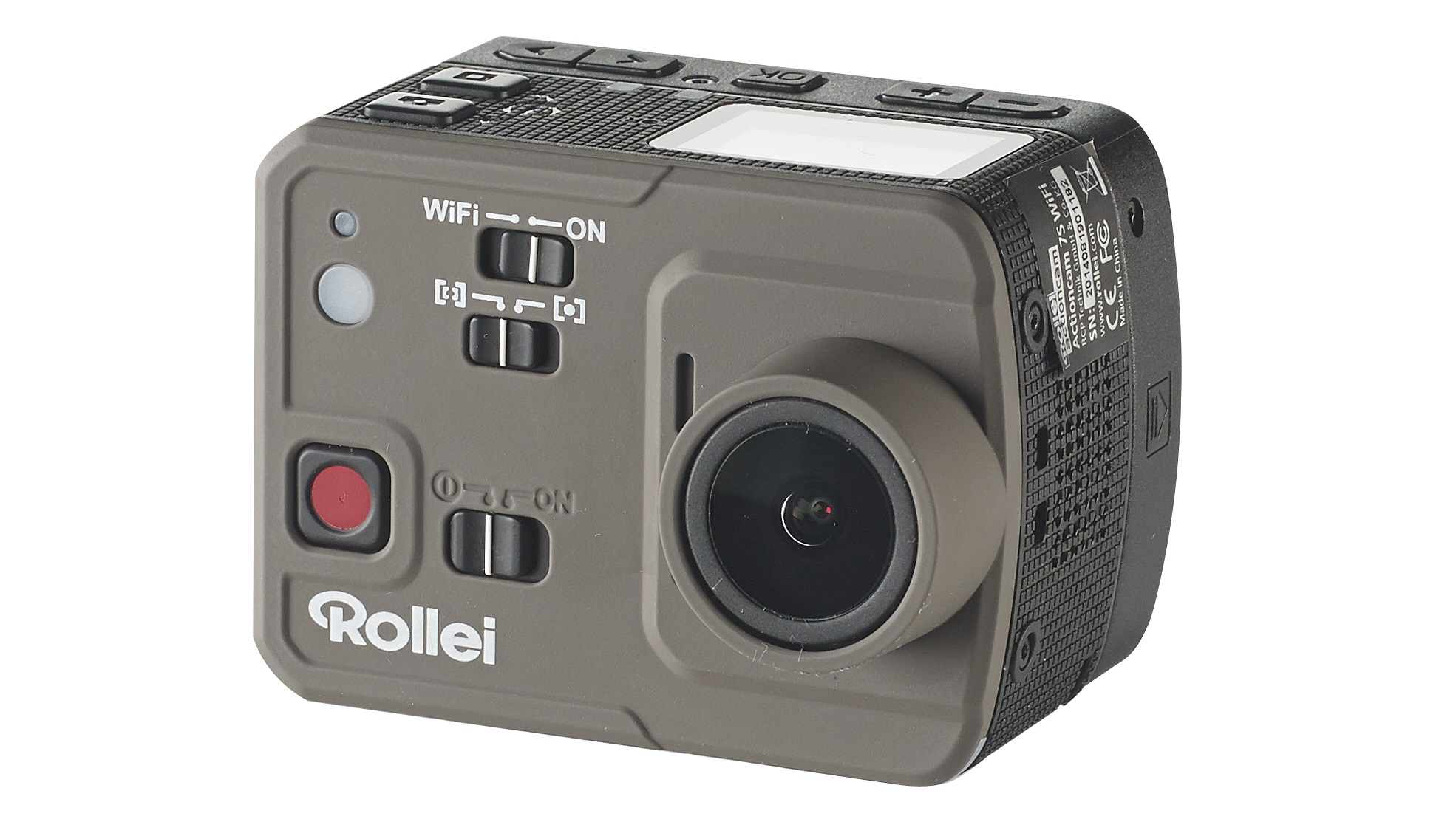 rollei actioncam 7s wifi review expert reviews. Black Bedroom Furniture Sets. Home Design Ideas