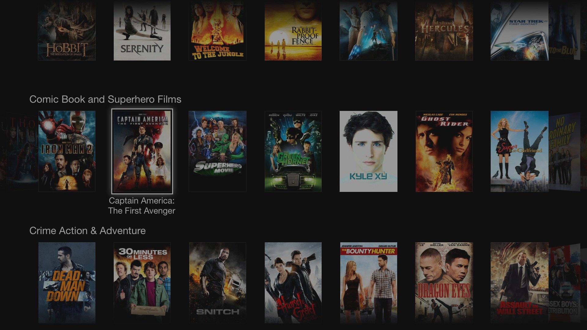 Xbmc Apple Tv 3 Apple Tv Netflix Menu