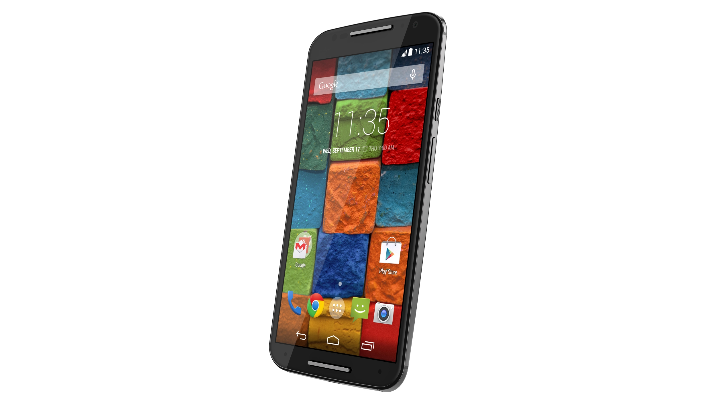 Moto x review 2nd gen 2014 android 50 update due expert reviews ccuart Choice Image