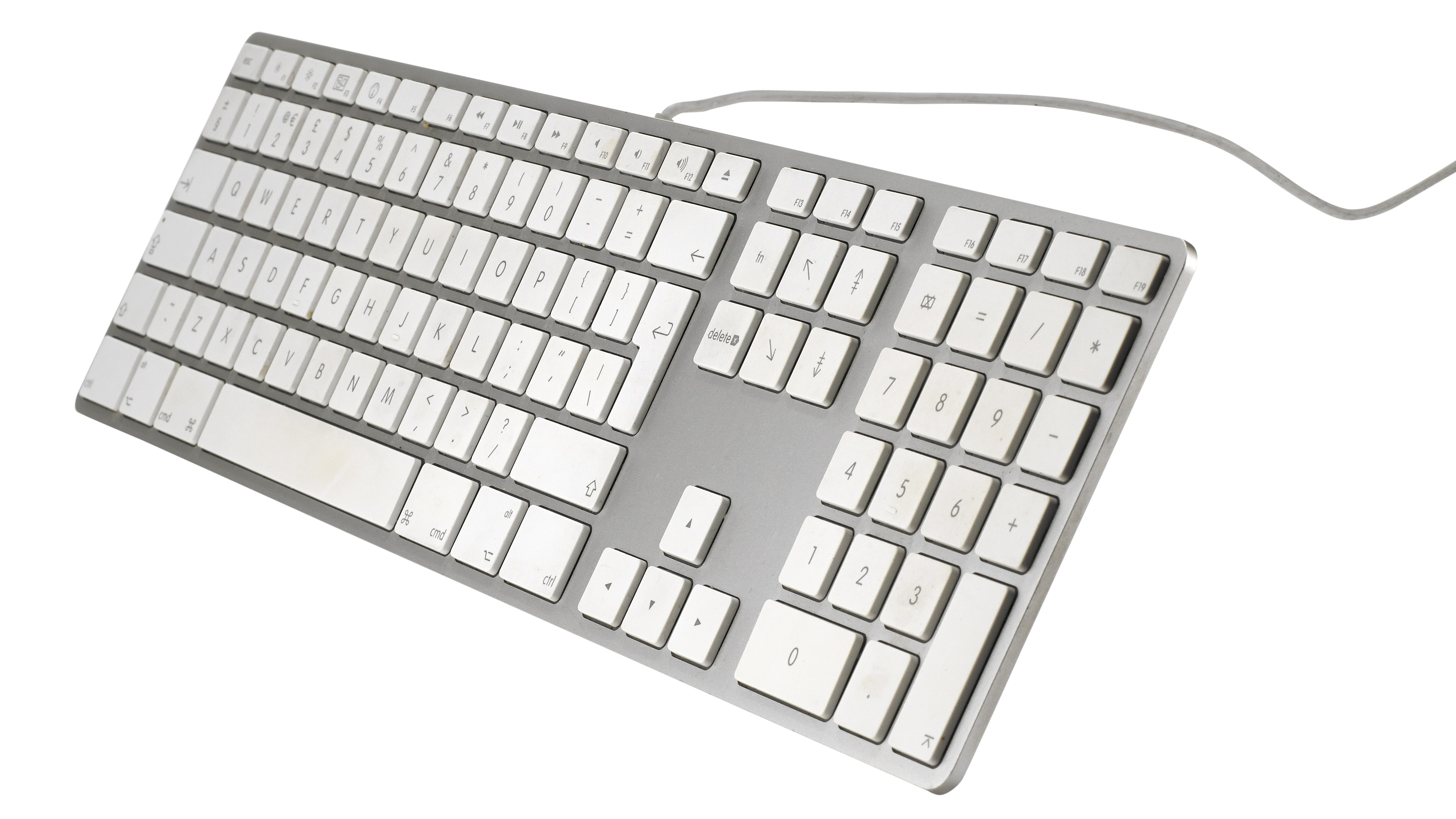 Apple Keyboard with Numeric Keypad review | Expert Reviews