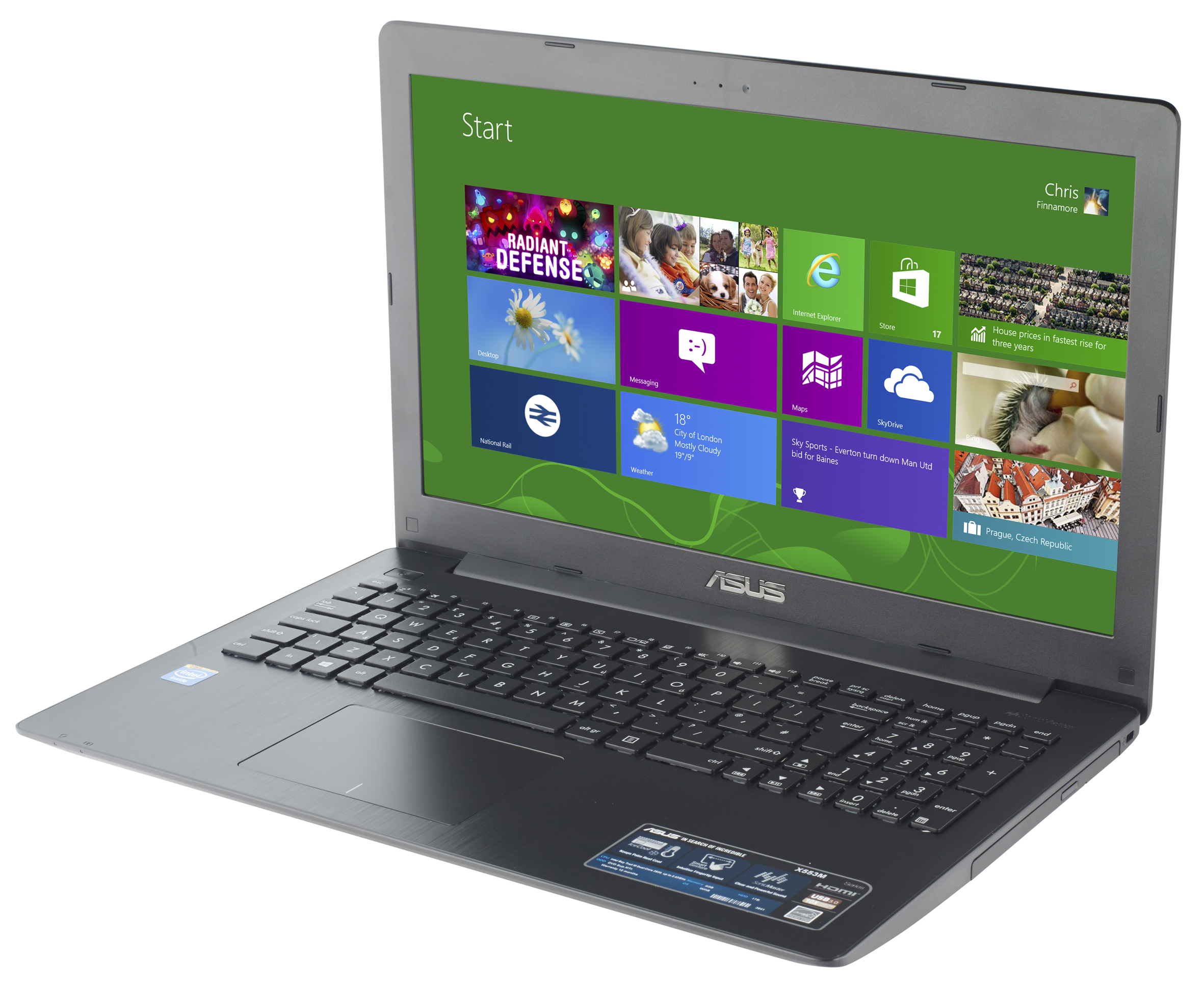 Asus X553MA Review