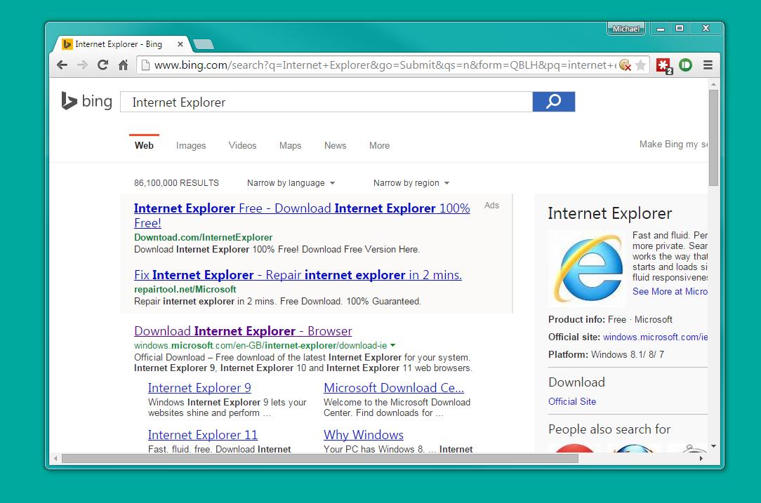 internet browser download