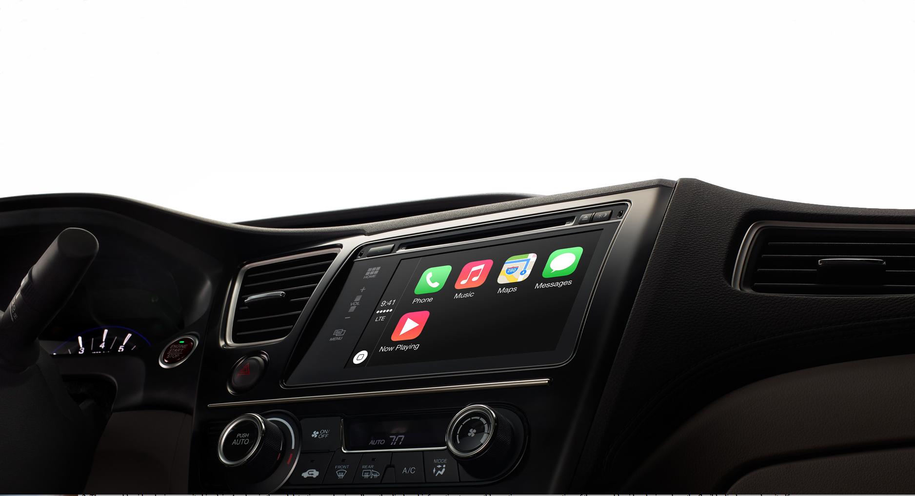 nine new car manufacturers sign up for apple carplay expert reviews. Black Bedroom Furniture Sets. Home Design Ideas