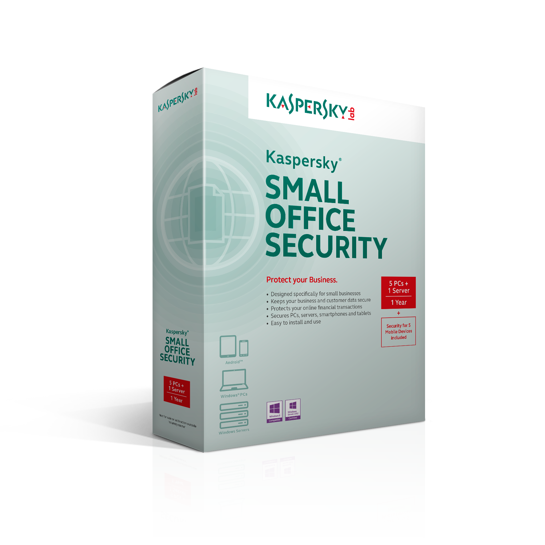 Kaspersky Small Office Security Review Expert Reviews