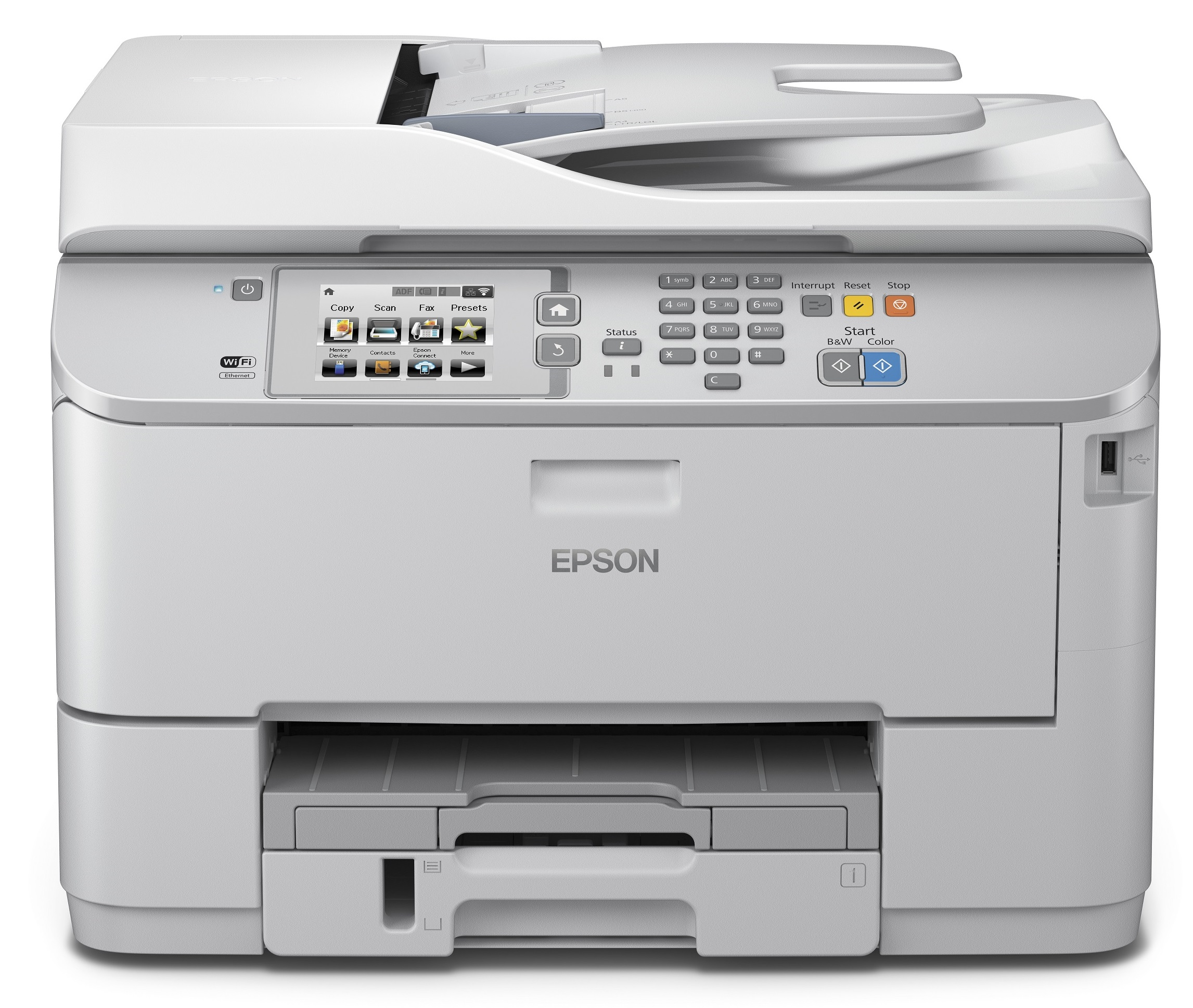 Epson WorkForce Pro WF-5620DWF Review