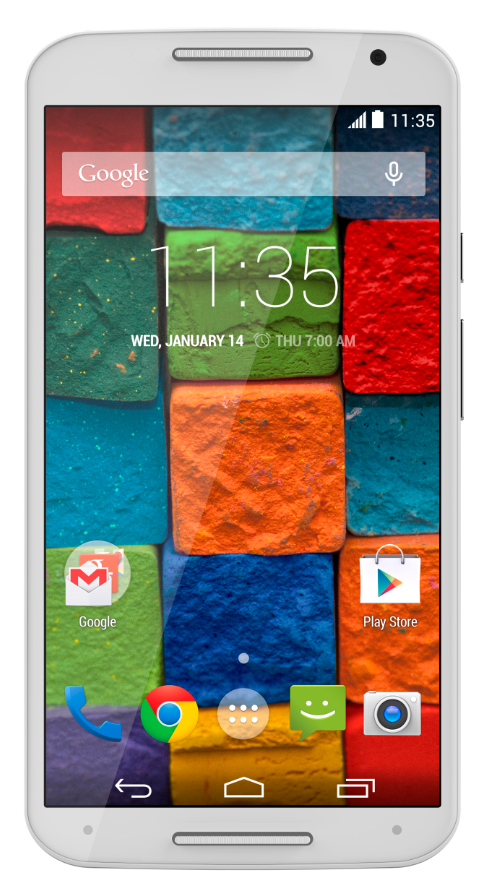 Moto x review 2nd gen 2014 android 50 update due expert reviews motorola moto x new face on ccuart Choice Image
