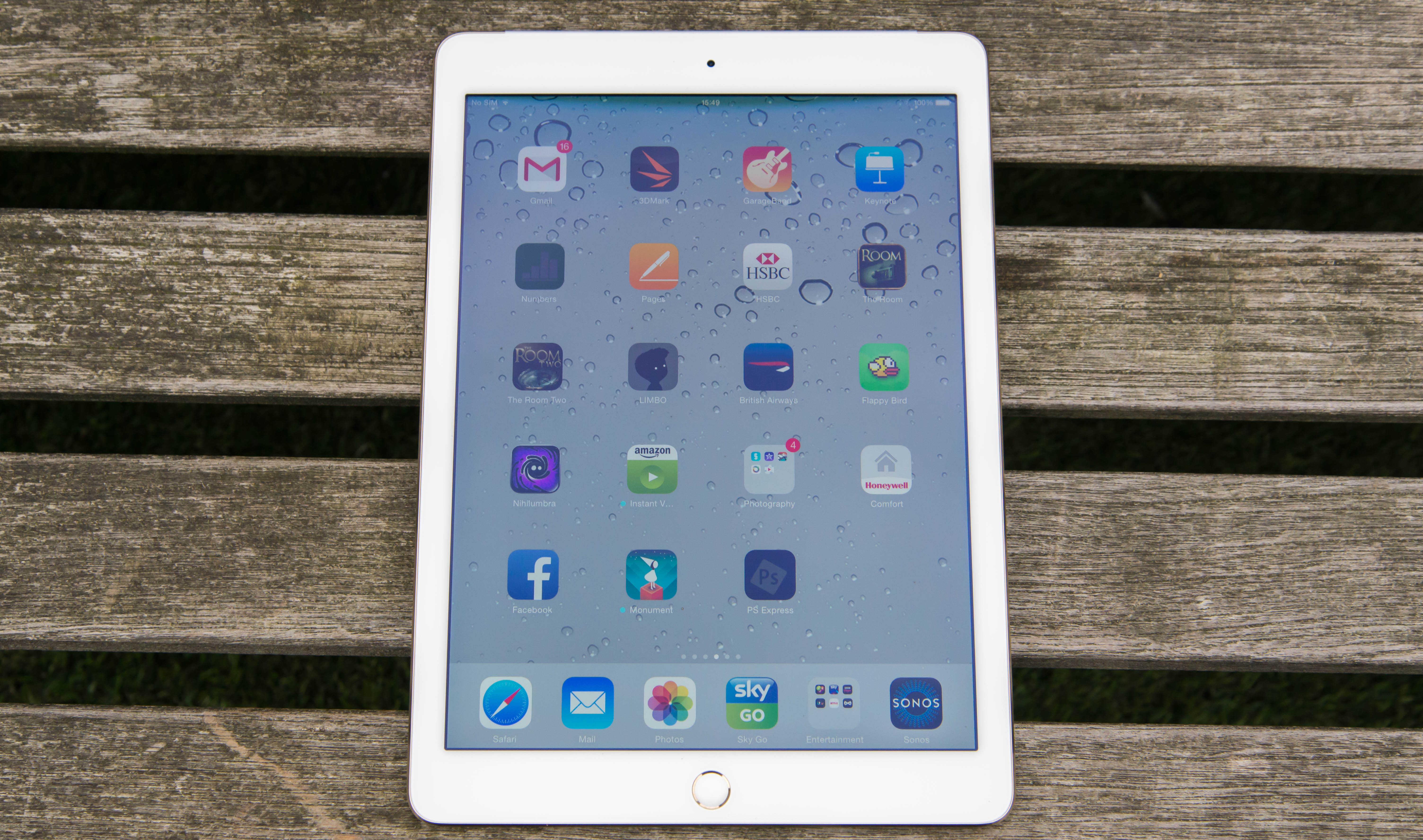 Apple Ipad Air 2 Review Now With Ios 9 Expert Reviews
