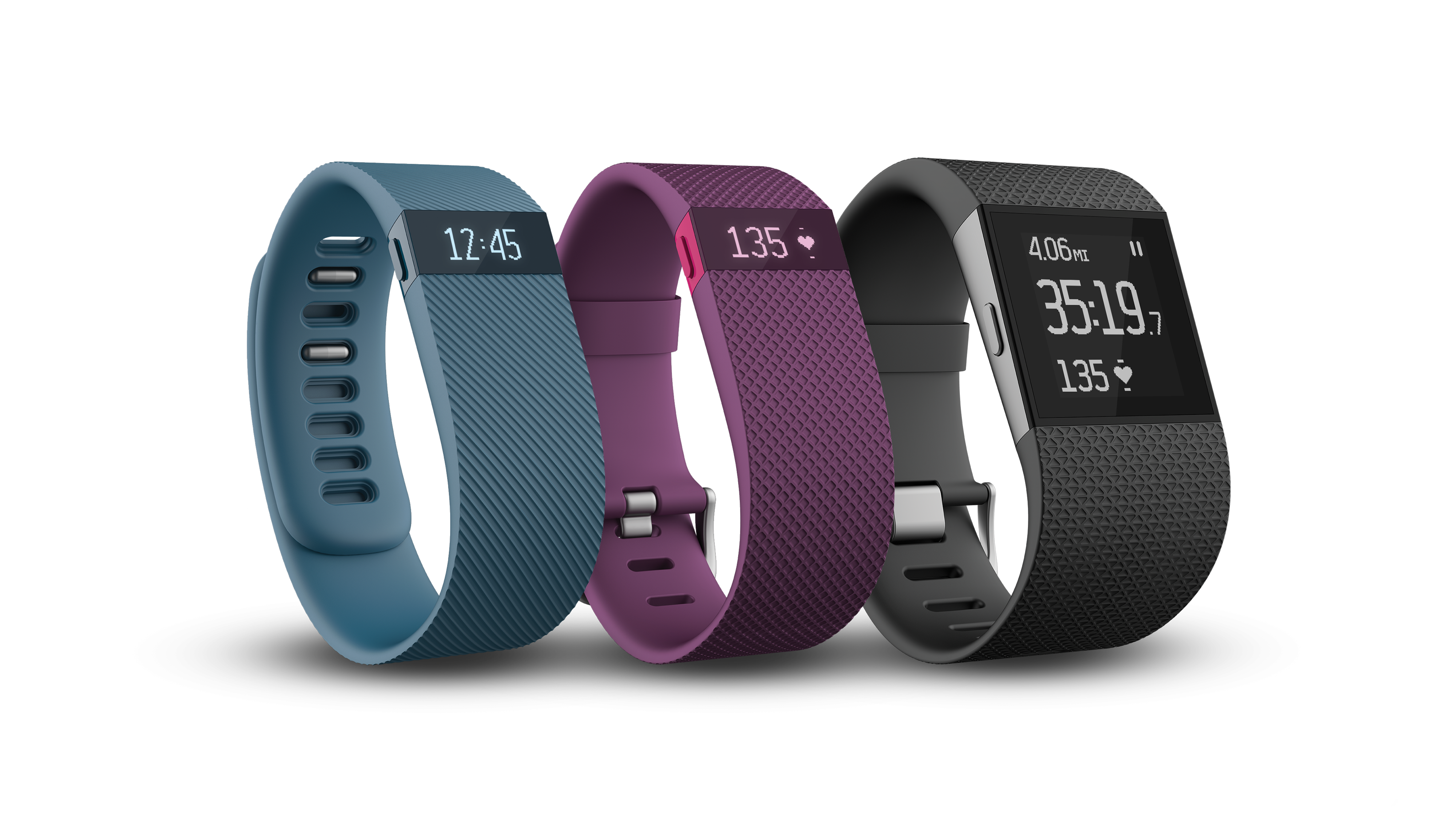 Fitbit Finally Reveals Charge Charge Hr And Surge
