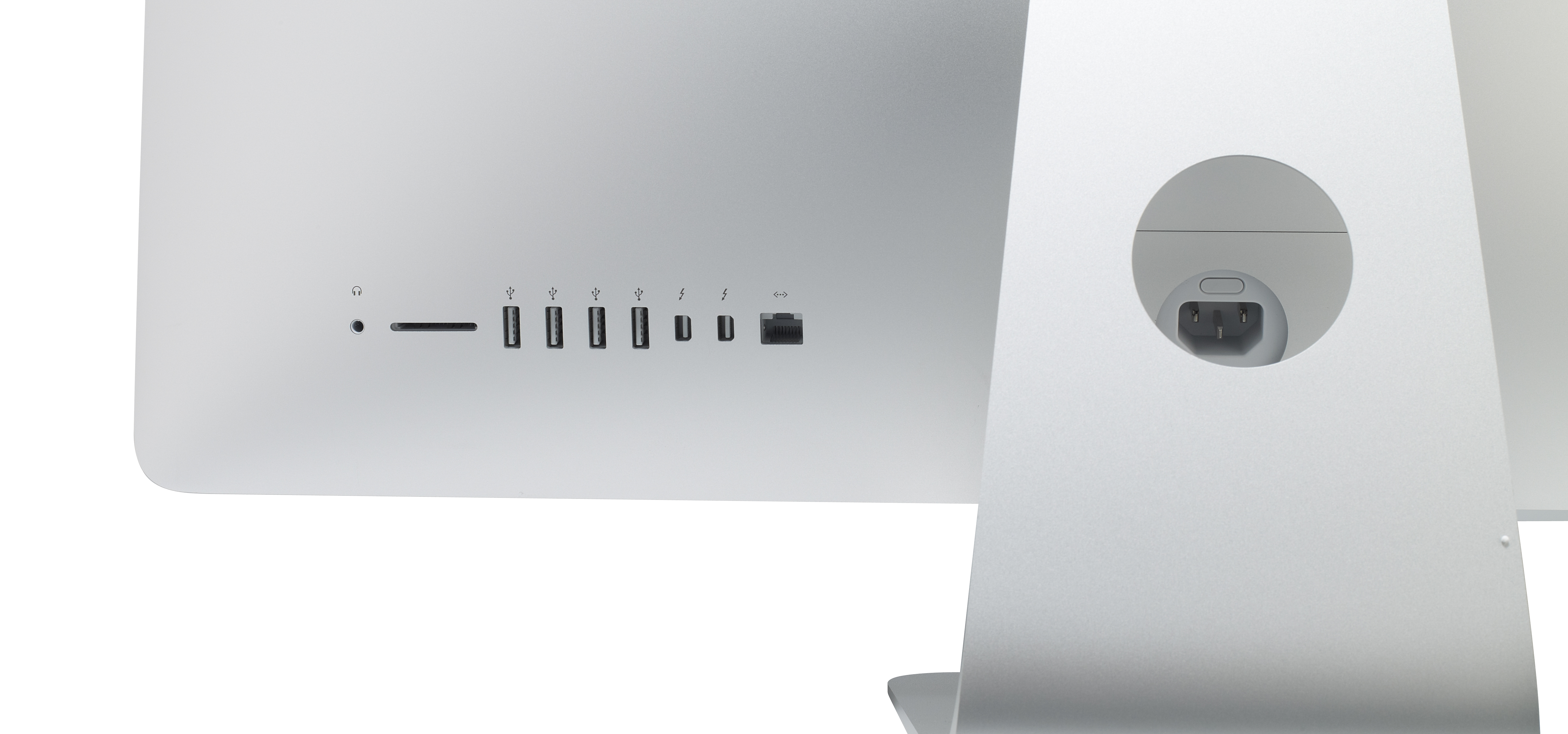 iMac external features, ports, and connectors - Apple Support
