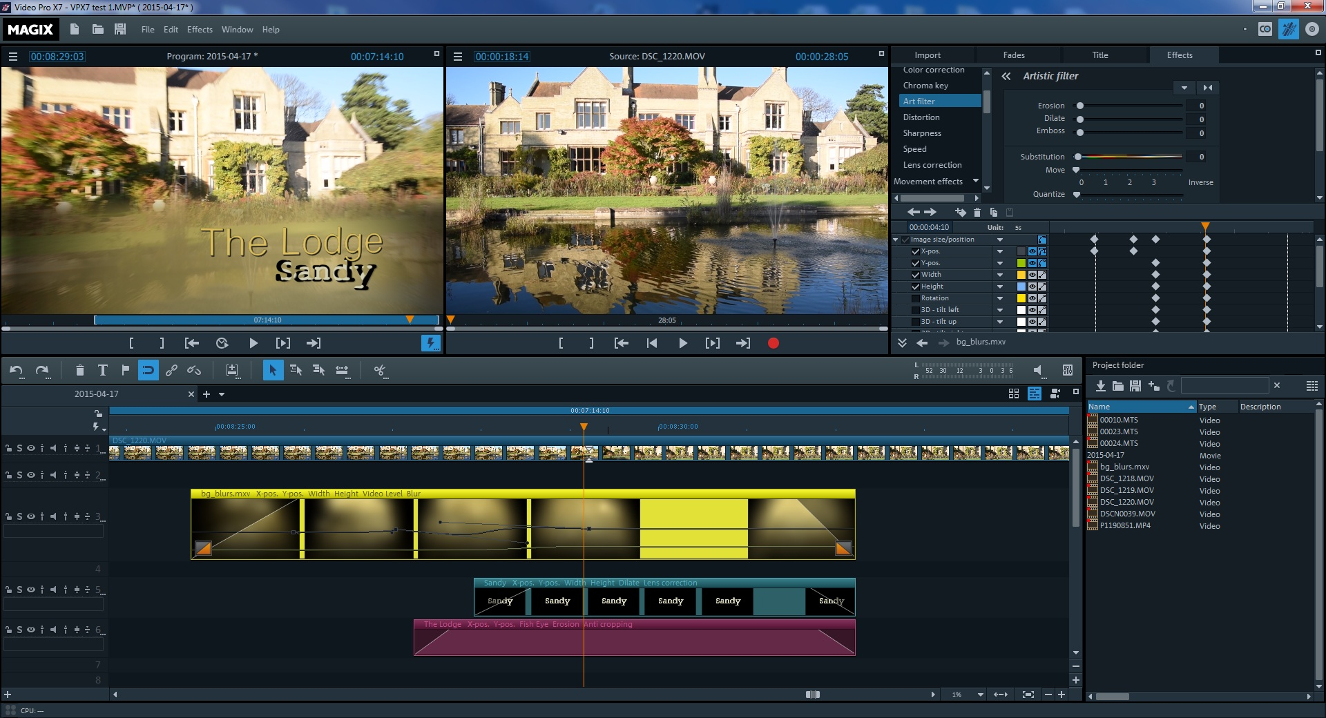 Magix video pro x learn more30 day free trial