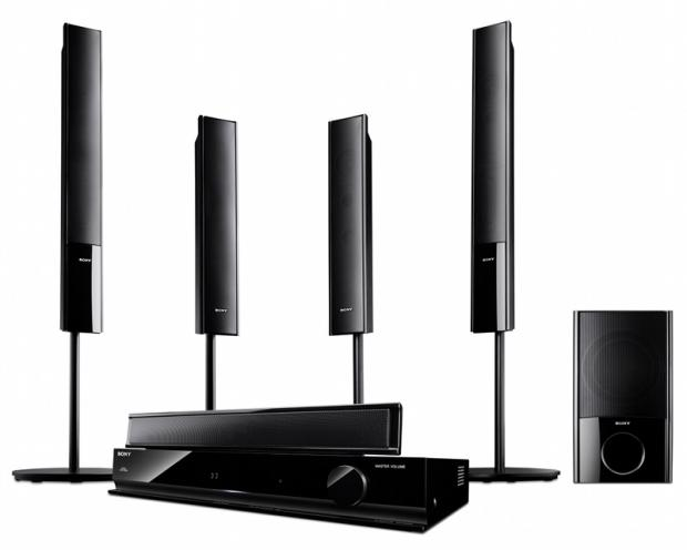 Sony HT-SF470 home theatre system