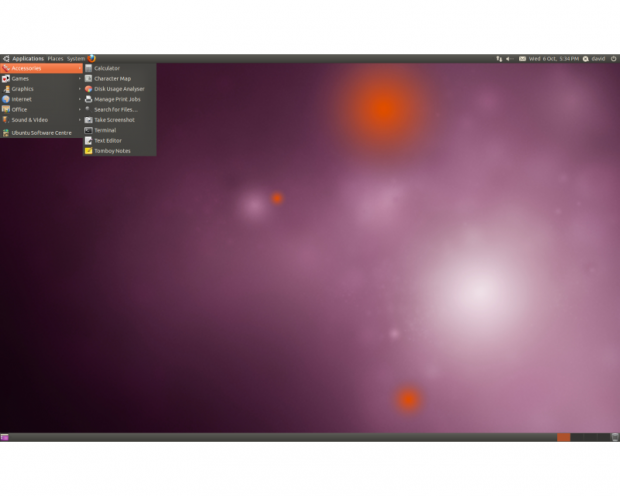 Canonical Ubuntu 10.10 Desktop Edition