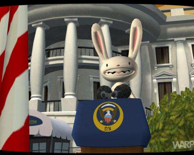 Sam & Max 104: Abe Lincoln Must Die